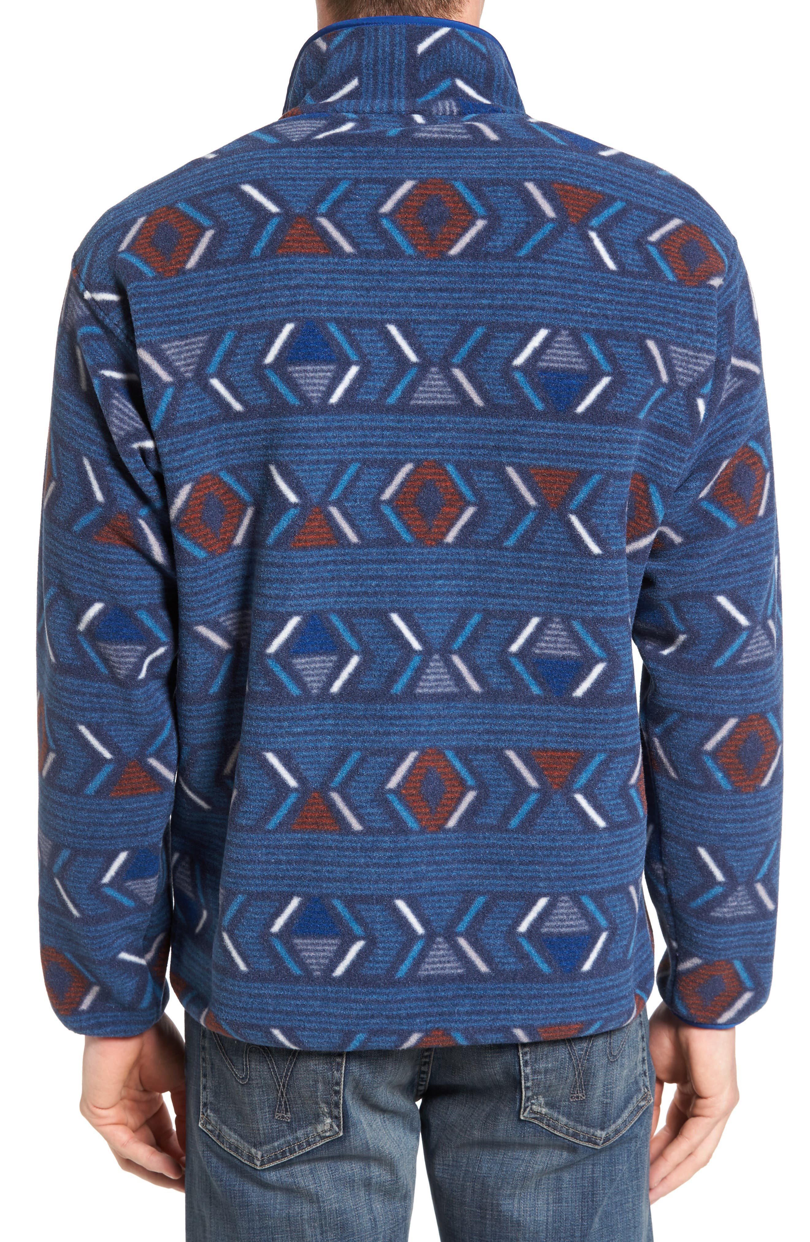 Alternate Image 2  - Patagonia 'Synchilla® Snap-T' Pullover
