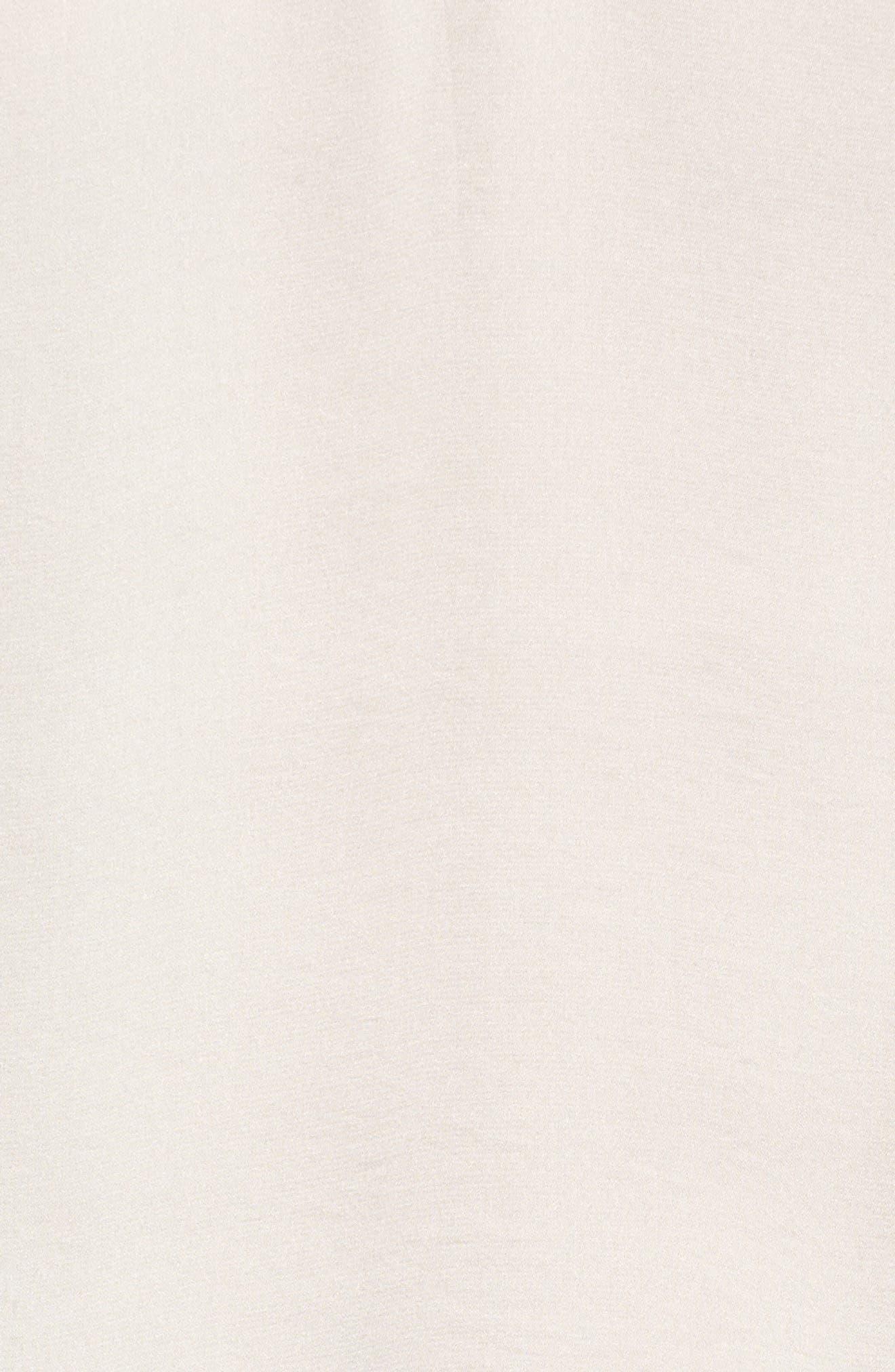 Alternate Image 5  - BP. Lace Trim Satin Camisole