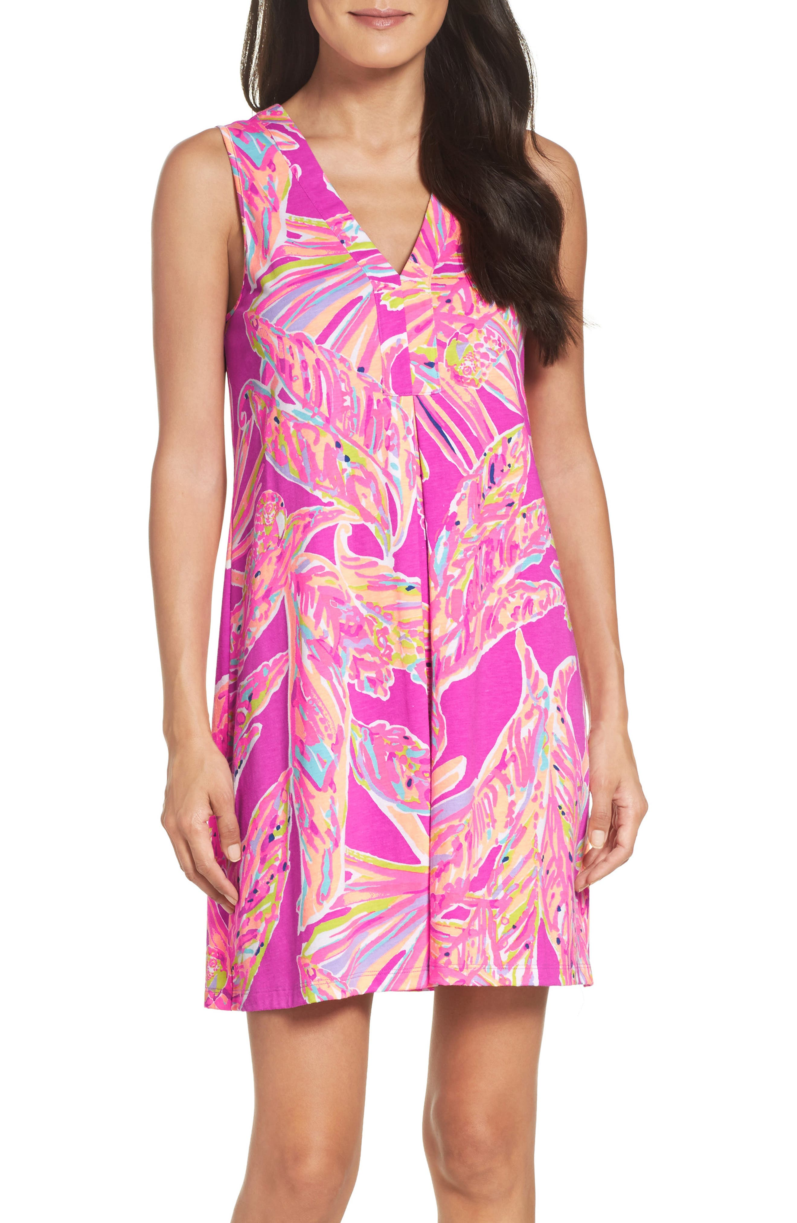 Alternate Image 1 Selected - Lilly Pulitzer® Amina Swing Dress