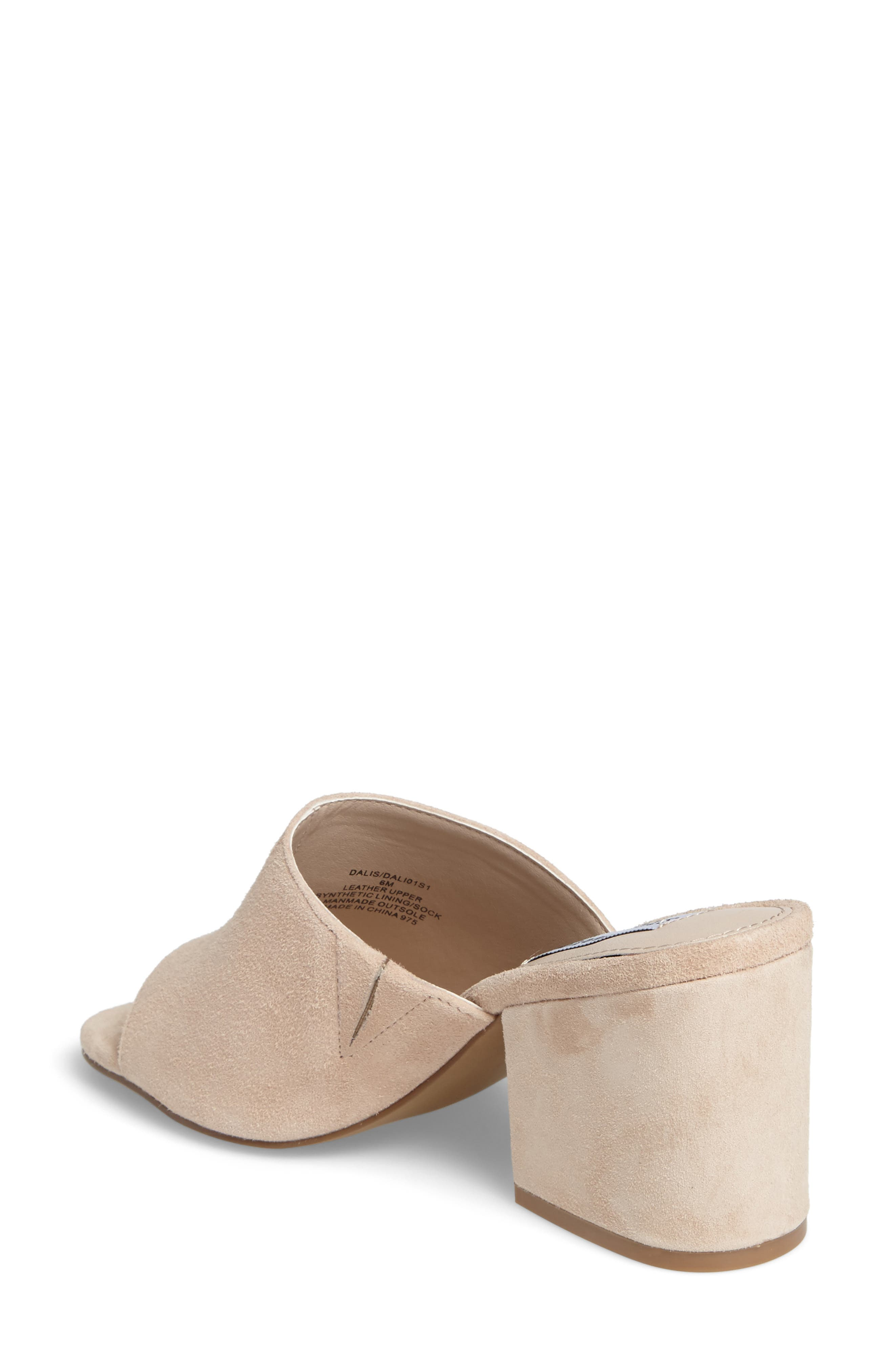 Alternate Image 2  - Steve Madden Dalis Slide Sandal (Women)