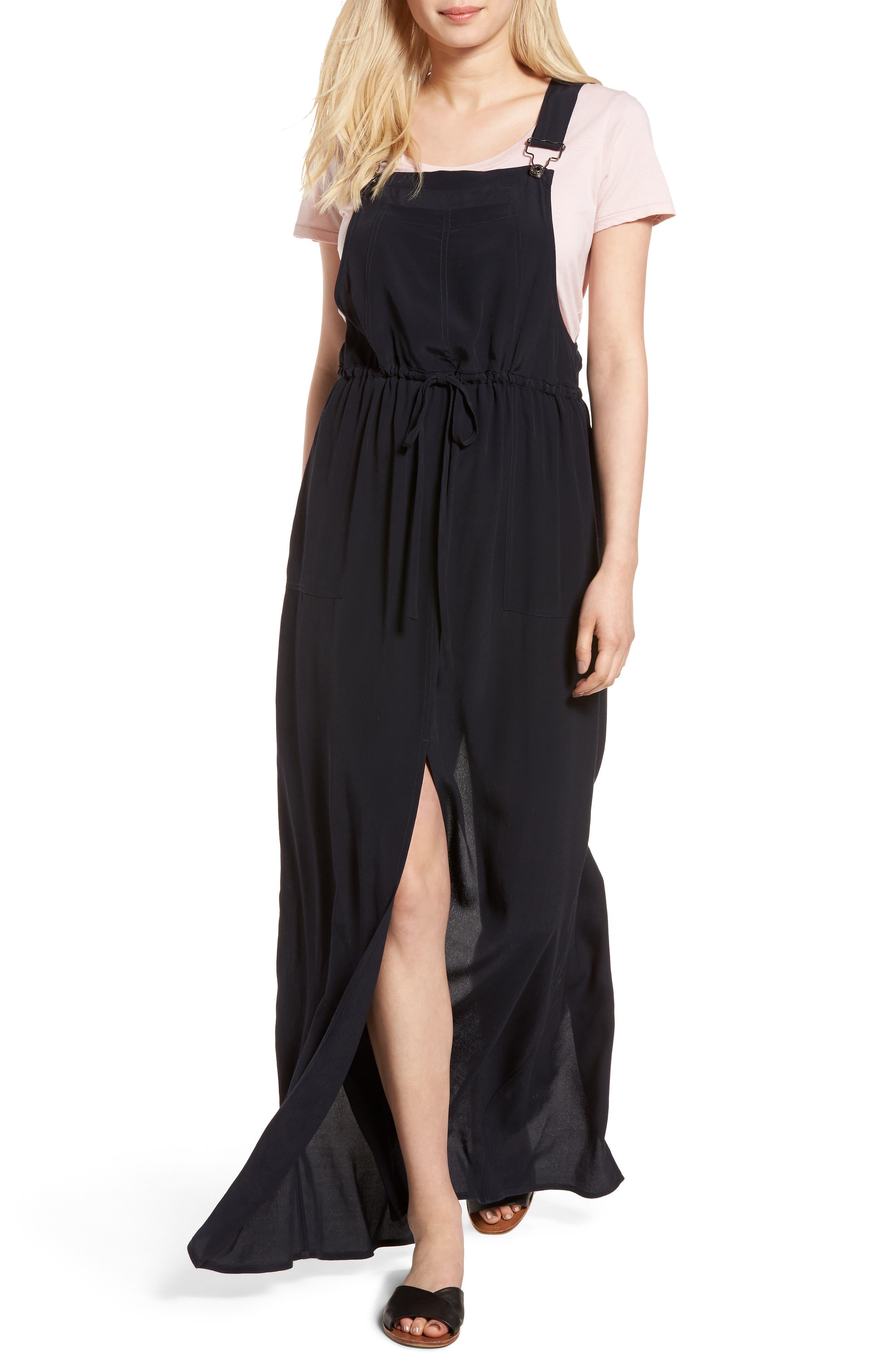 AG The Linnea Overall Dress