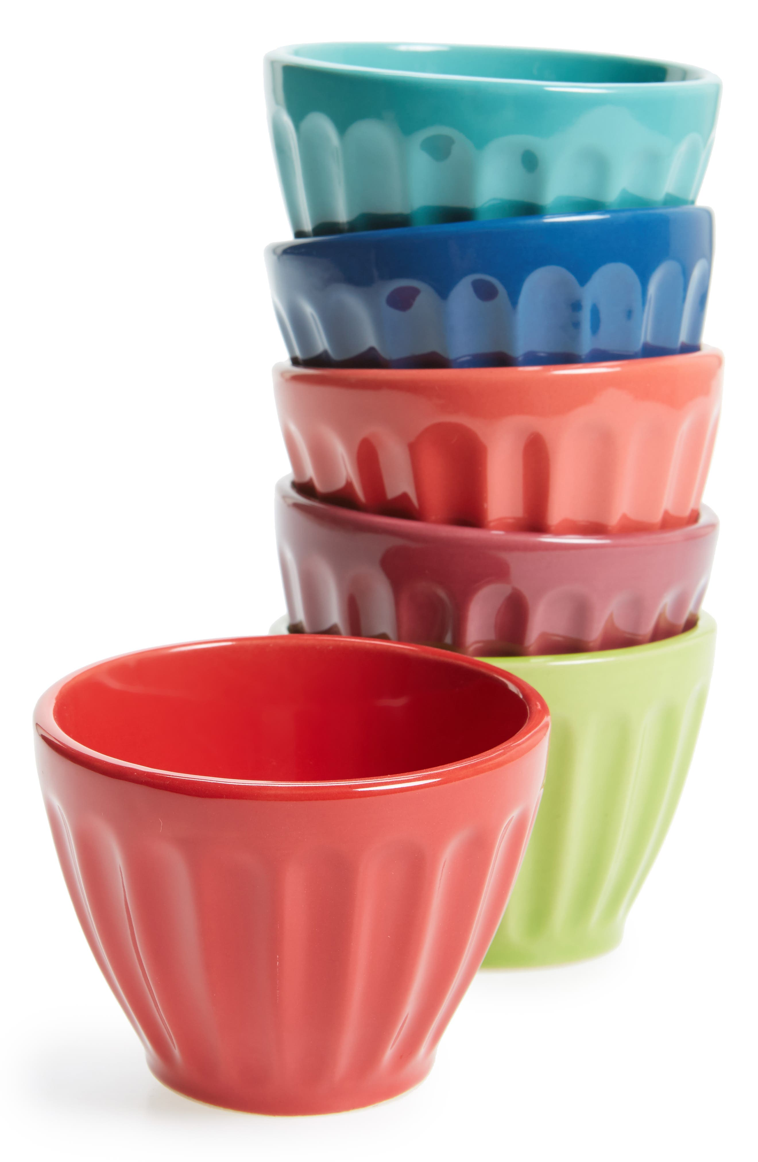 American Atelier Set of 6 Mini Latte Bowls