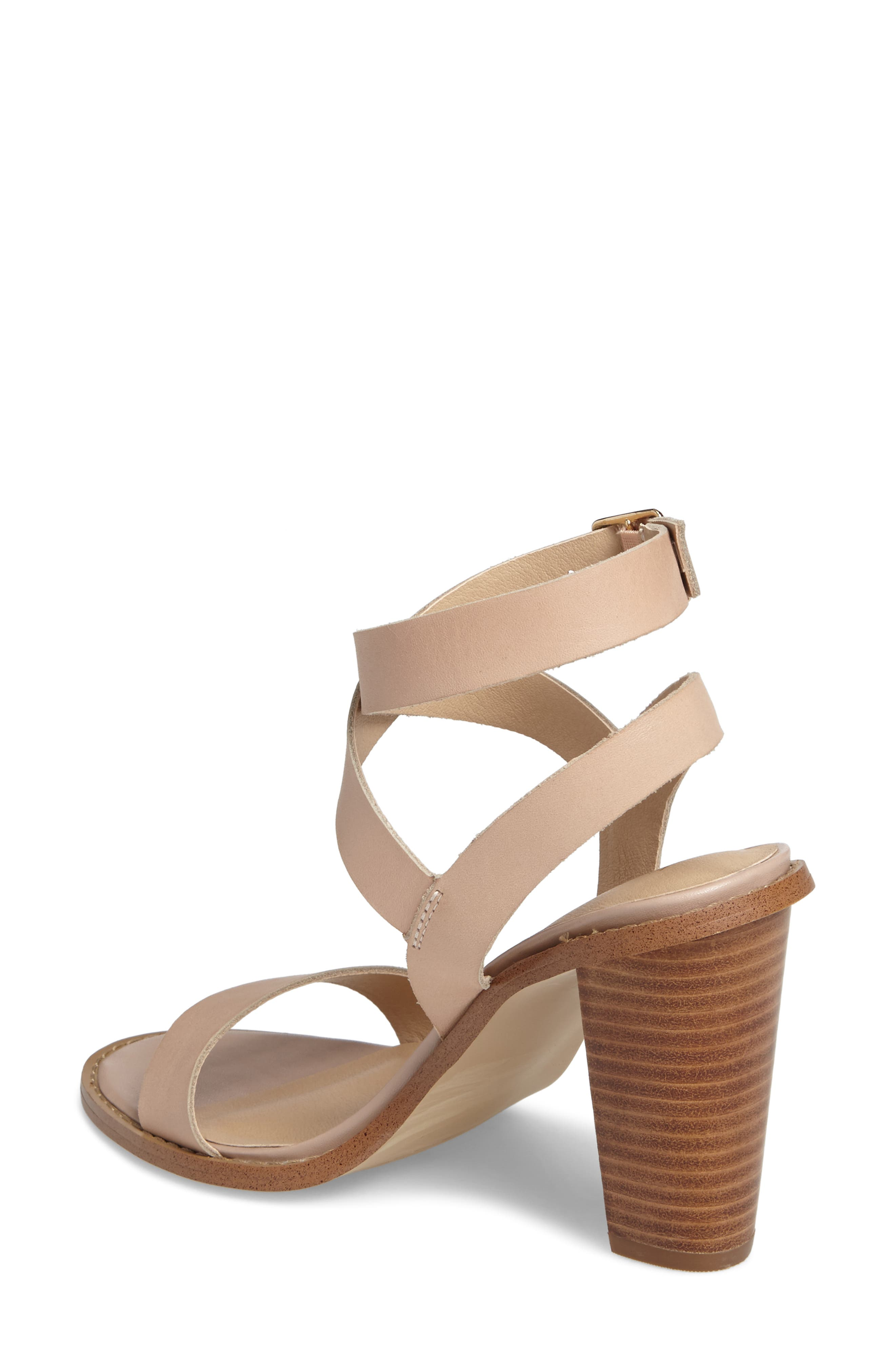 Alternate Image 2  - Very Volatile Poshy Ankle Wrap Sandal (Women)