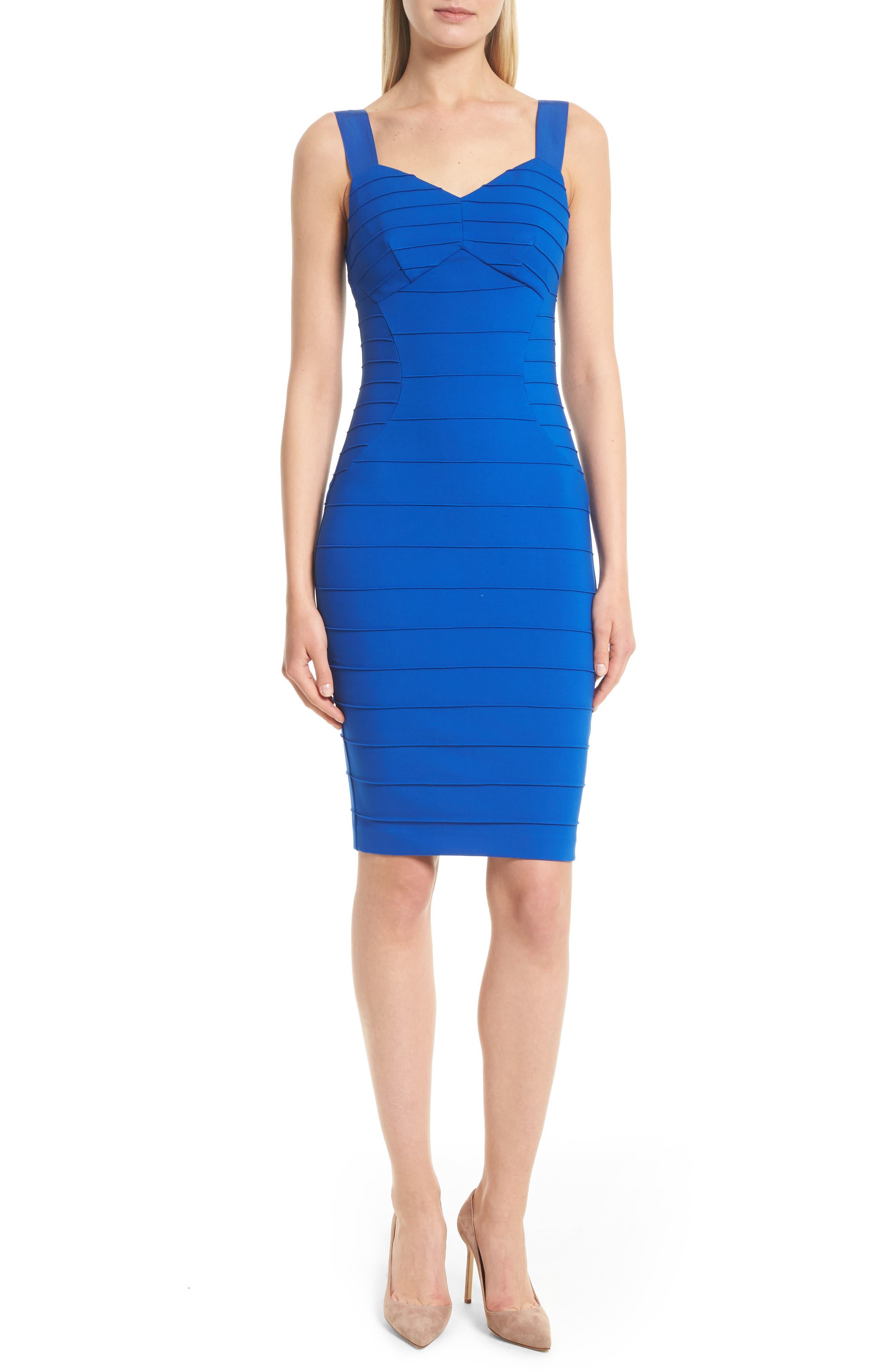 Ted Baker London Charlli Body-Con Jersey Dress