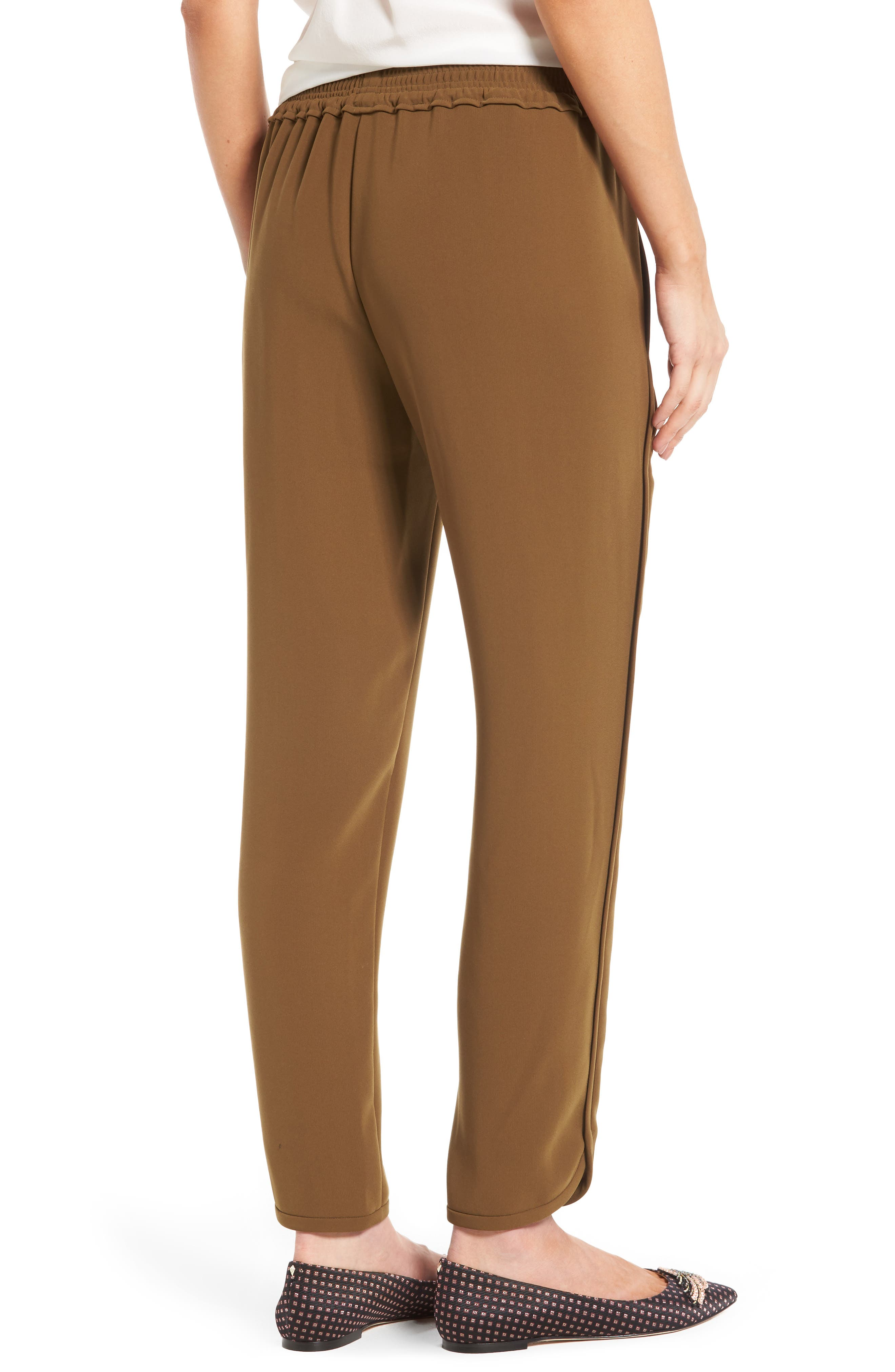 Alternate Image 2  - J.Crew Reese Pants (Regular & Petite)