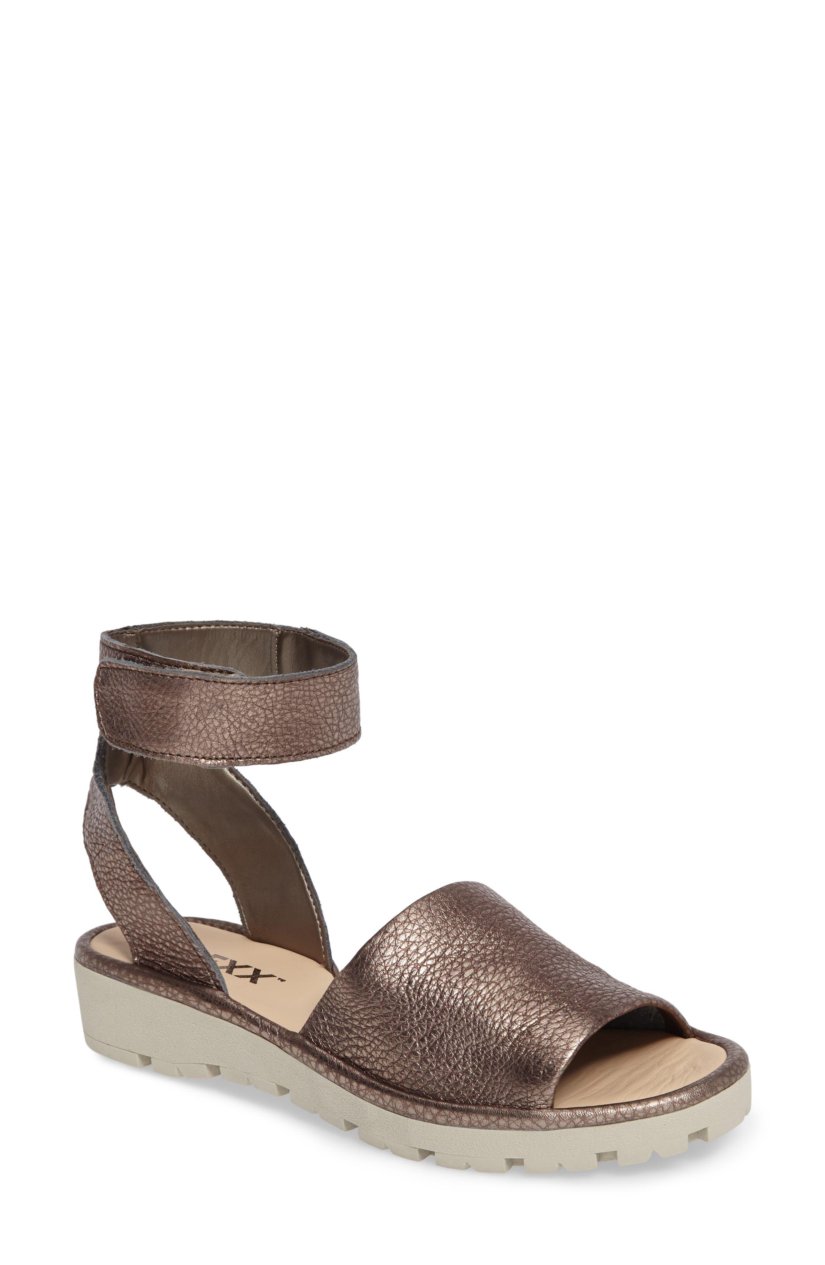 The FLEXX 'Sunscape' Ankle Strap Sandal (Women)