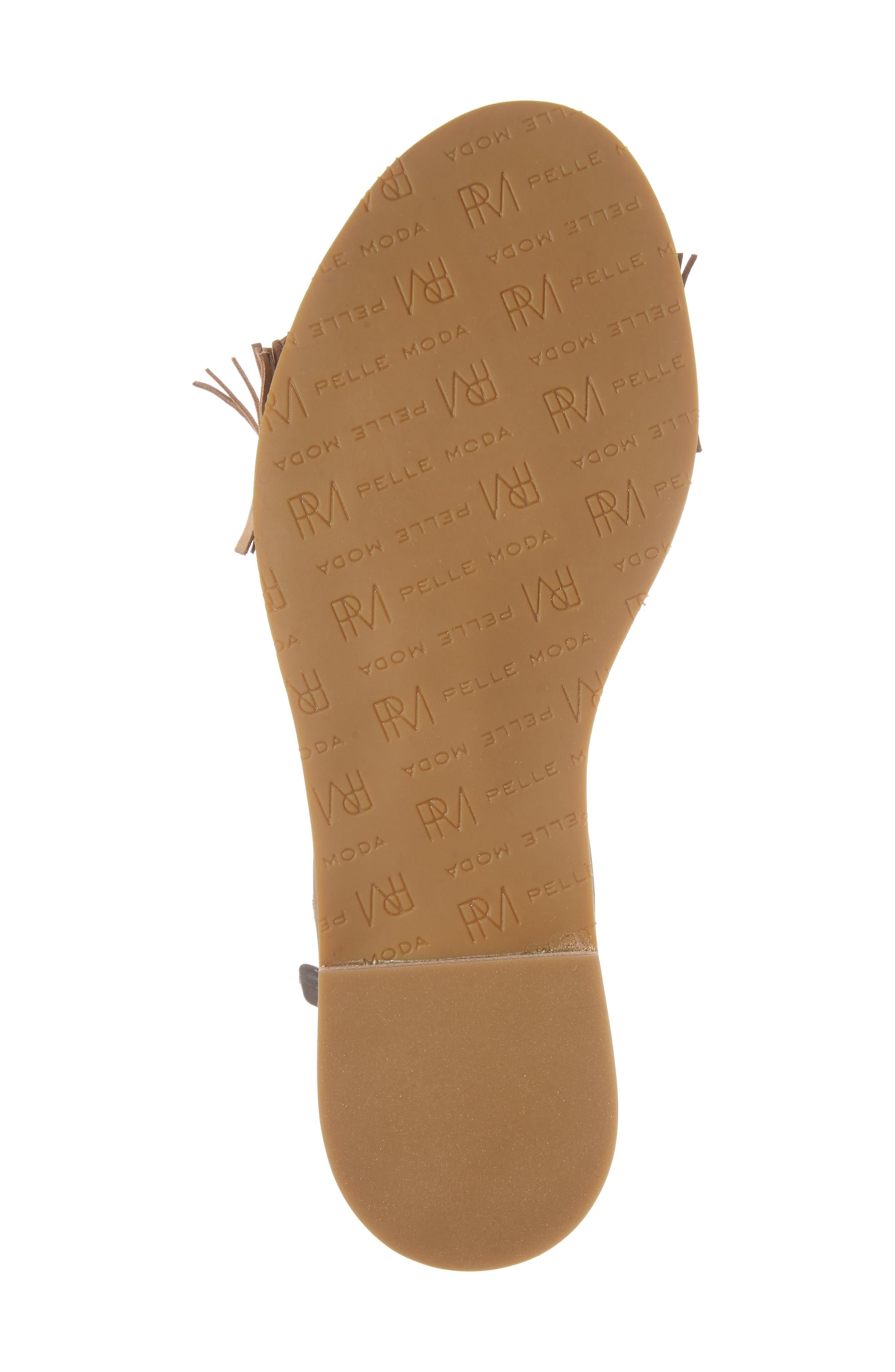 Alternate Image 6  - Pelle Moda Harah Sandal (Women)