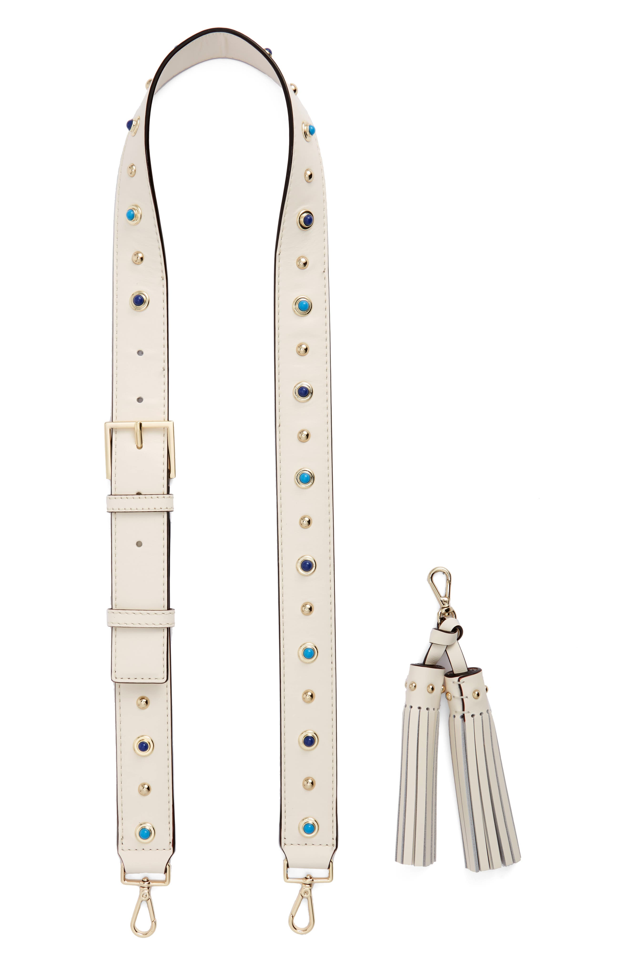 kate spade new york mix it up guitar strap