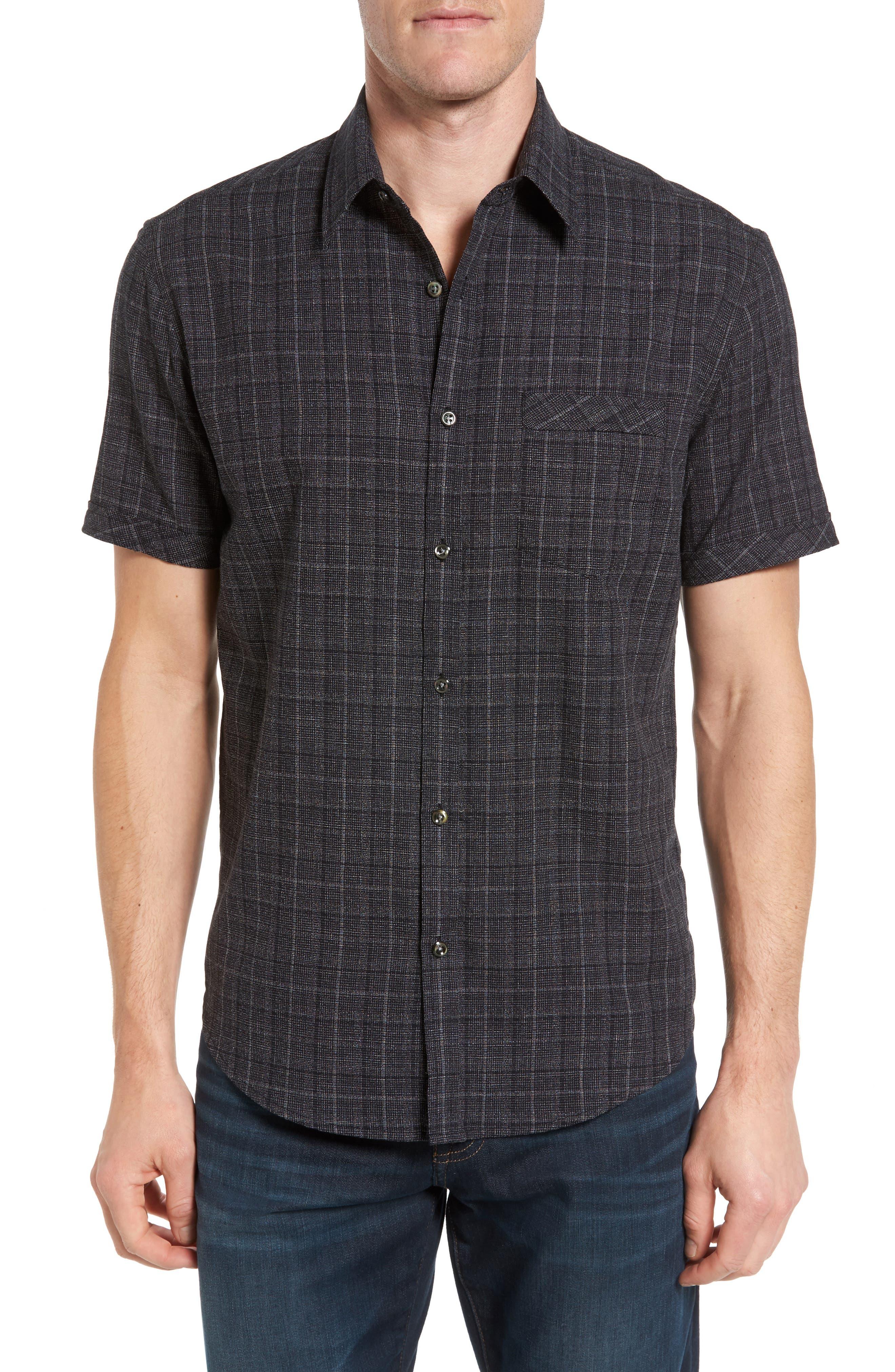 James Campbell Kyra Regular Fit Short Sleeve Sport Shirt