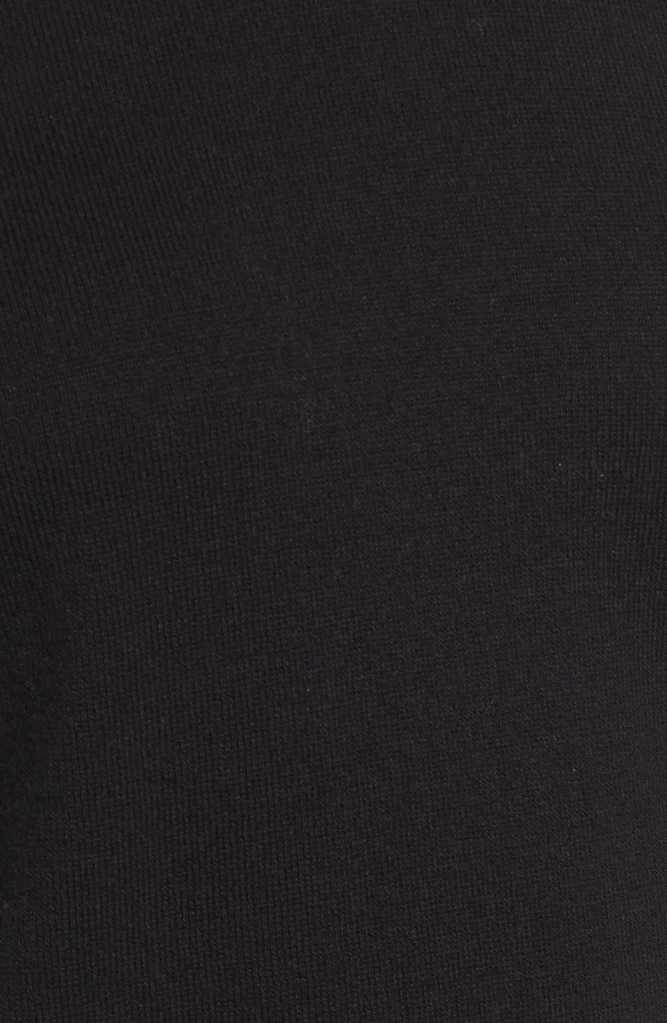 Alternate Image 5  - BP. Ruffle Cold Shoulder Pullover