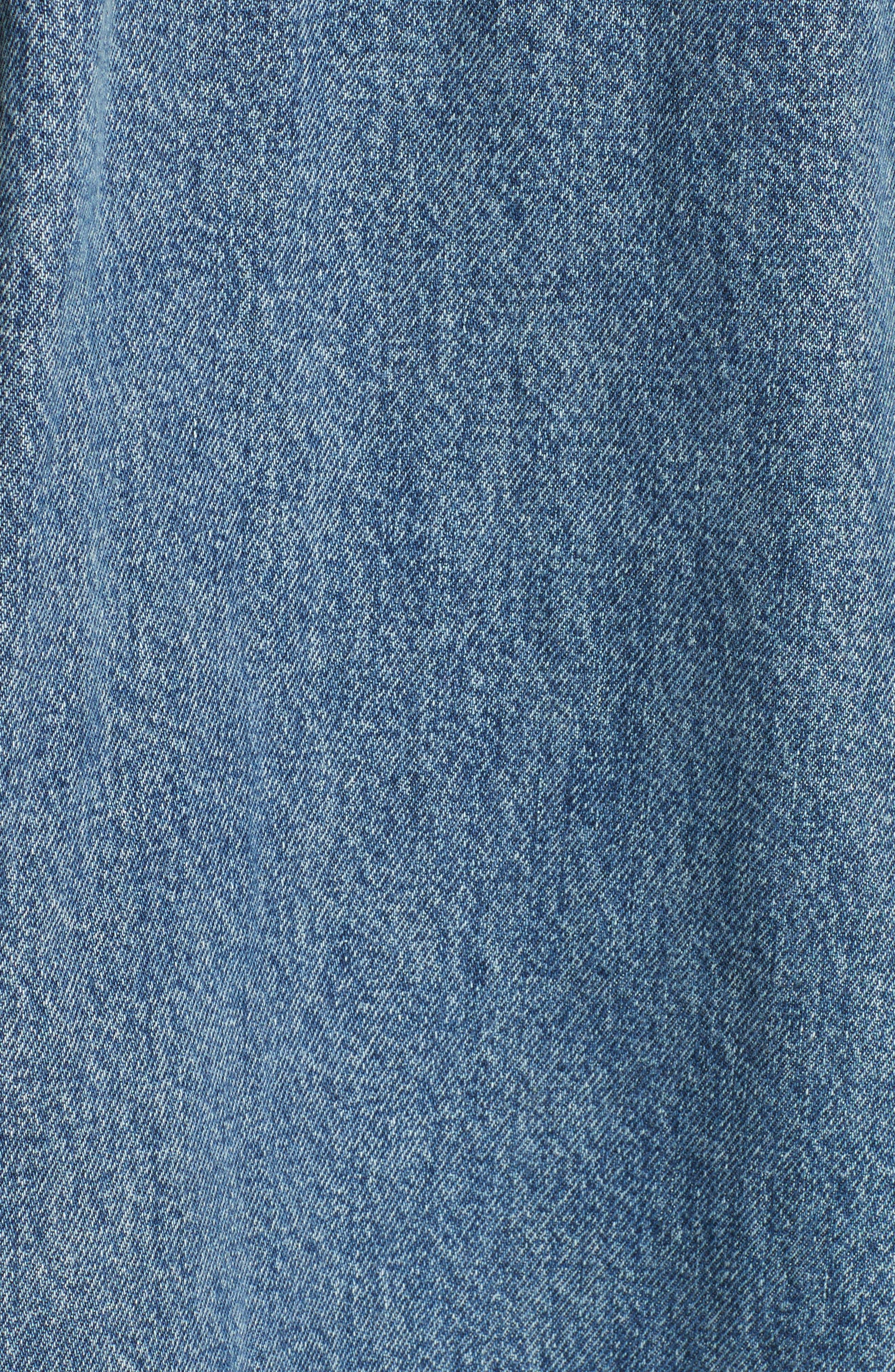 Alternate Image 3  - Vetements x Levi's® Denim Jacket