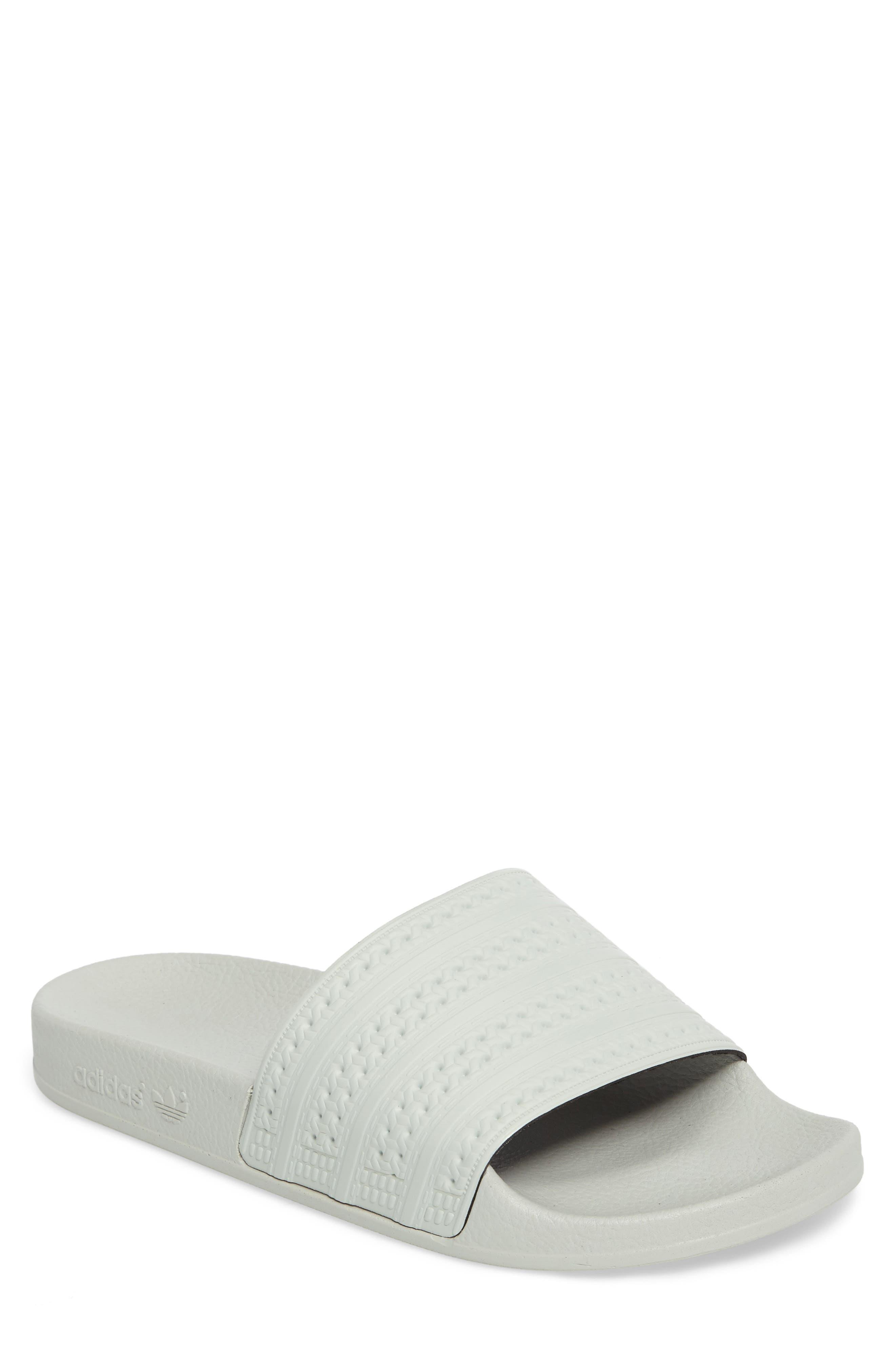 adidas Adilette Slide Sandal (Men)