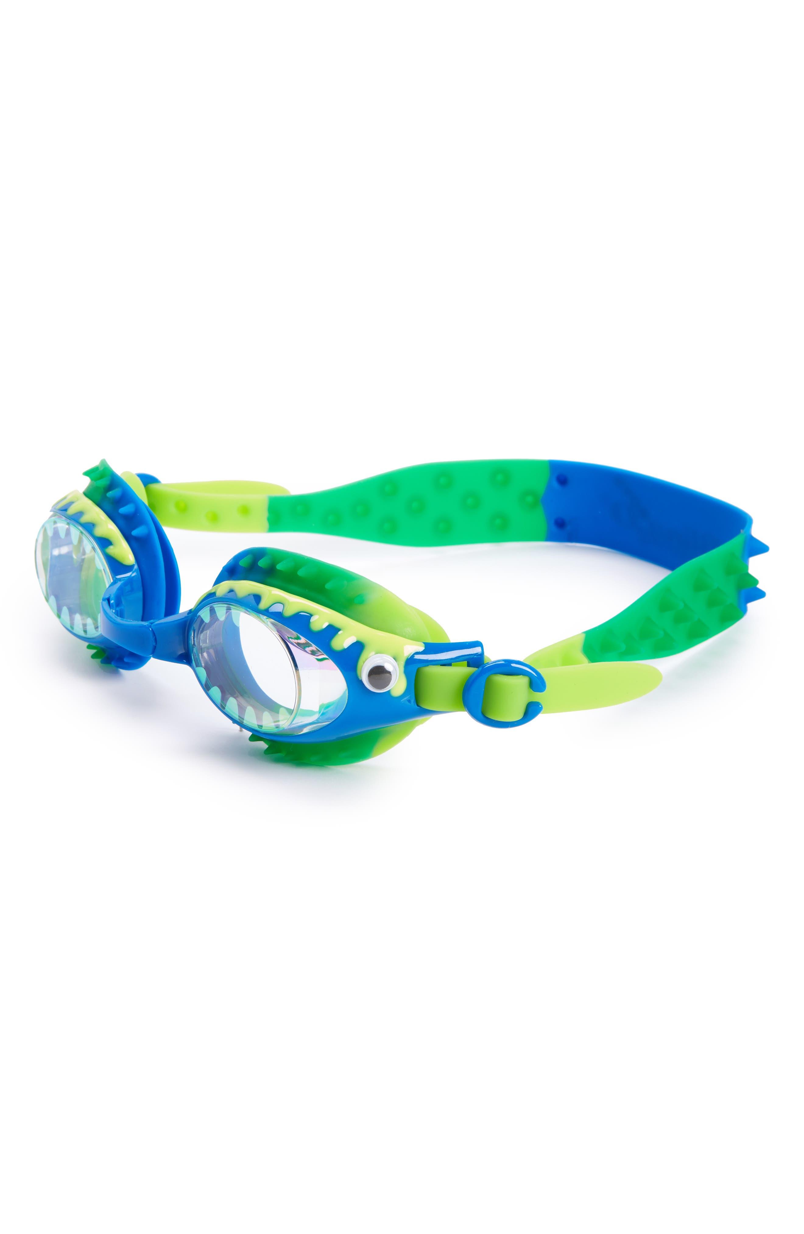 Bling2O Gooey Gator Slime Swim Goggles (Boys)