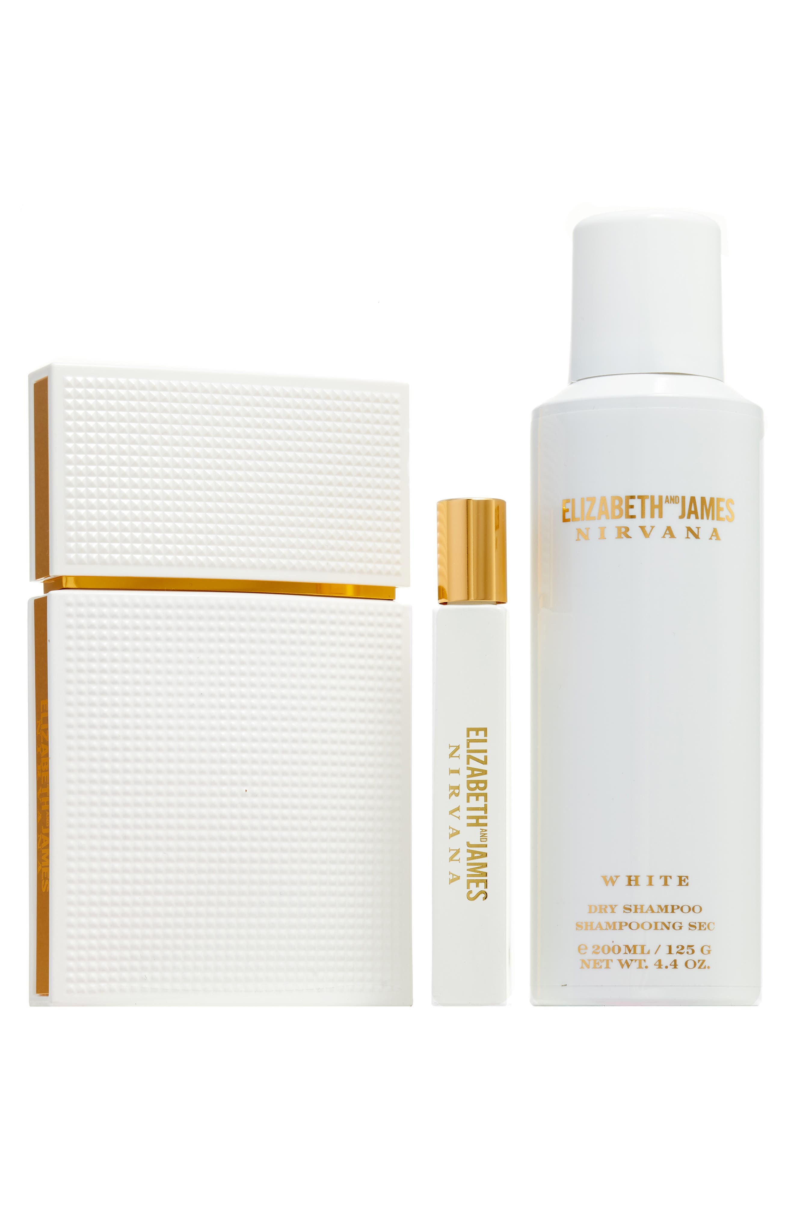 Elizabeth and James Nirvana White Set ($163 Value)