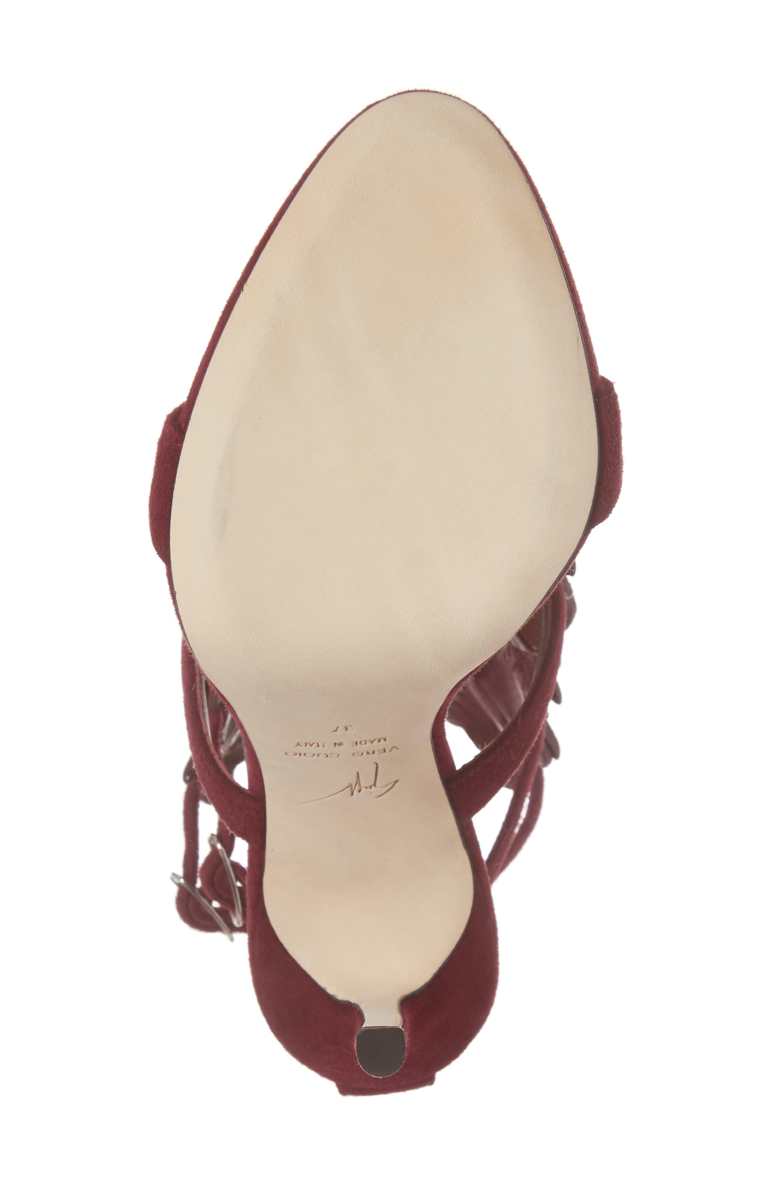 Alternate Image 6  - Giuseppe Zanotti 'Cruel' Wing Sandal (Women)