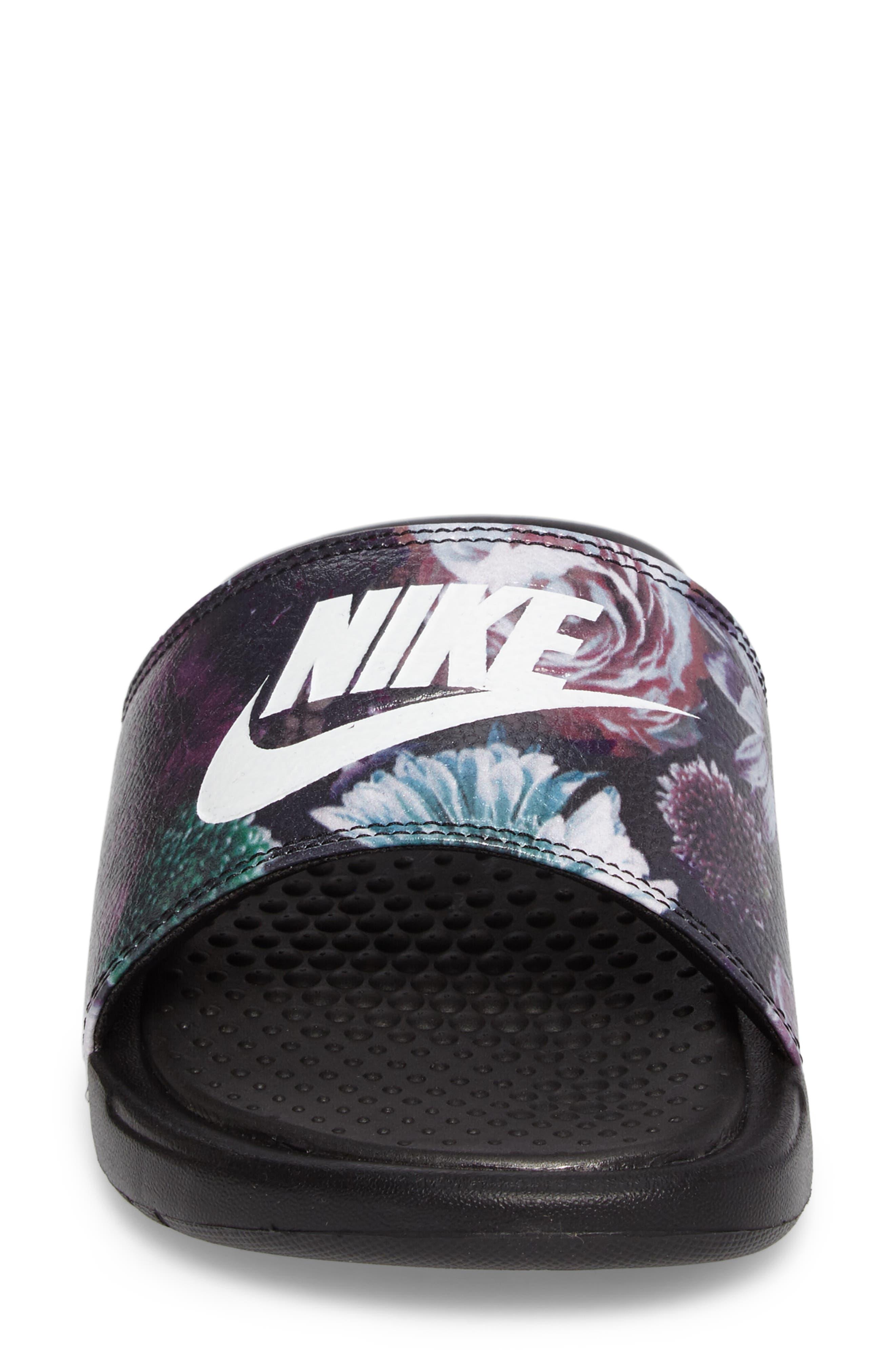 Alternate Image 4  - Nike 'Benassi Just Do It Ultra Premium' Slide Sandal (Women)