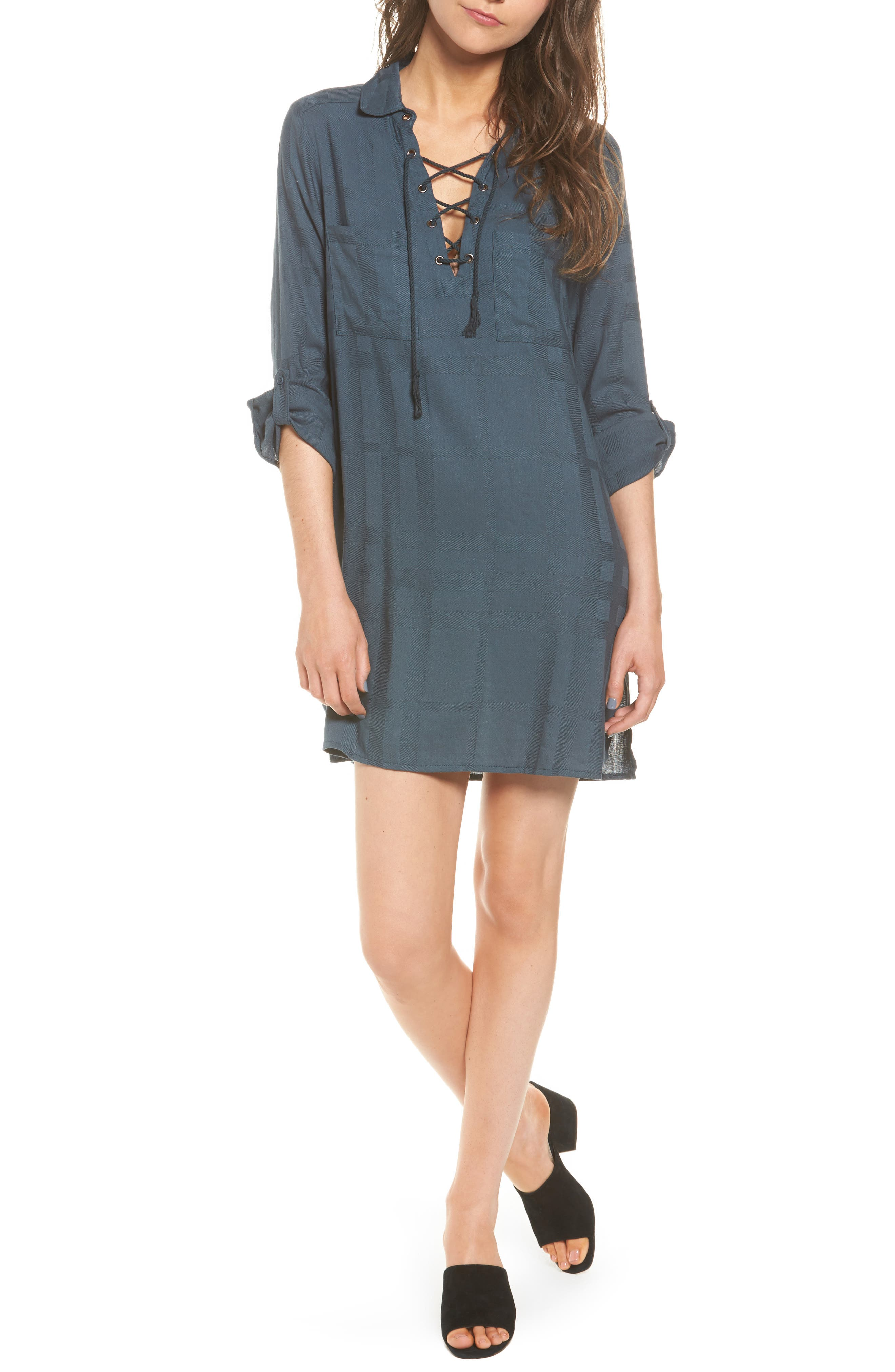 cupcakes and cashmere Vasha Shift Dress