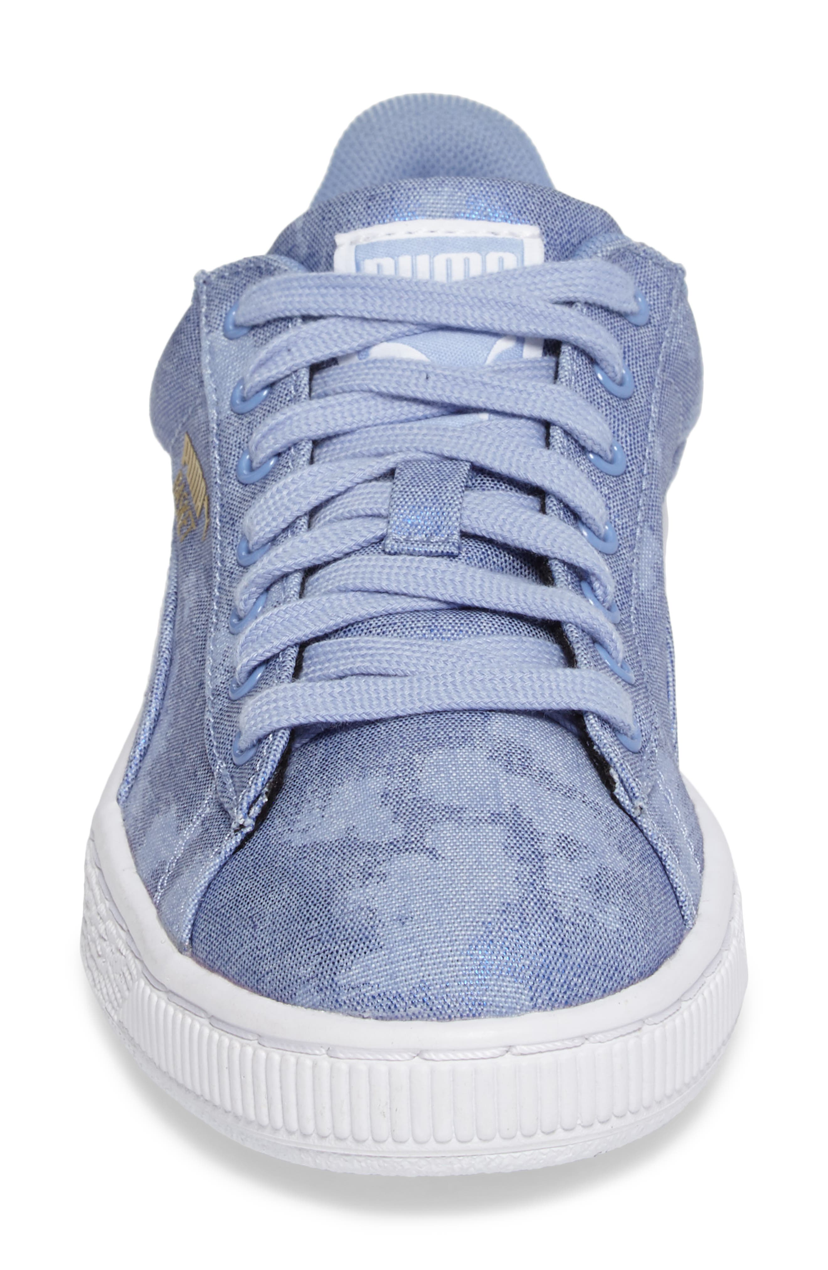 Alternate Image 3  - PUMA 'Basket' Sneaker (Women)