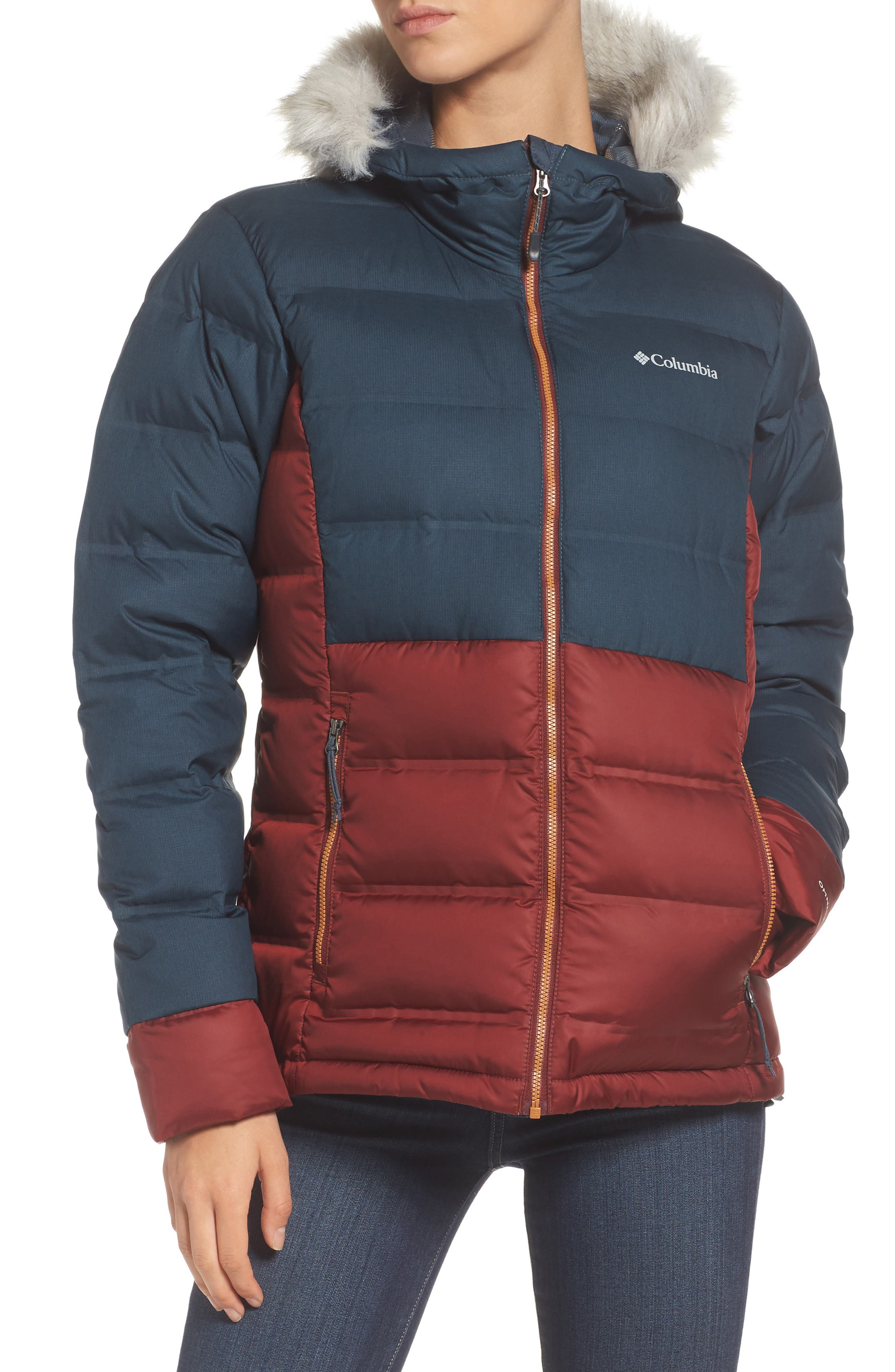 Columbia North Protection Water Resistant Jacket
