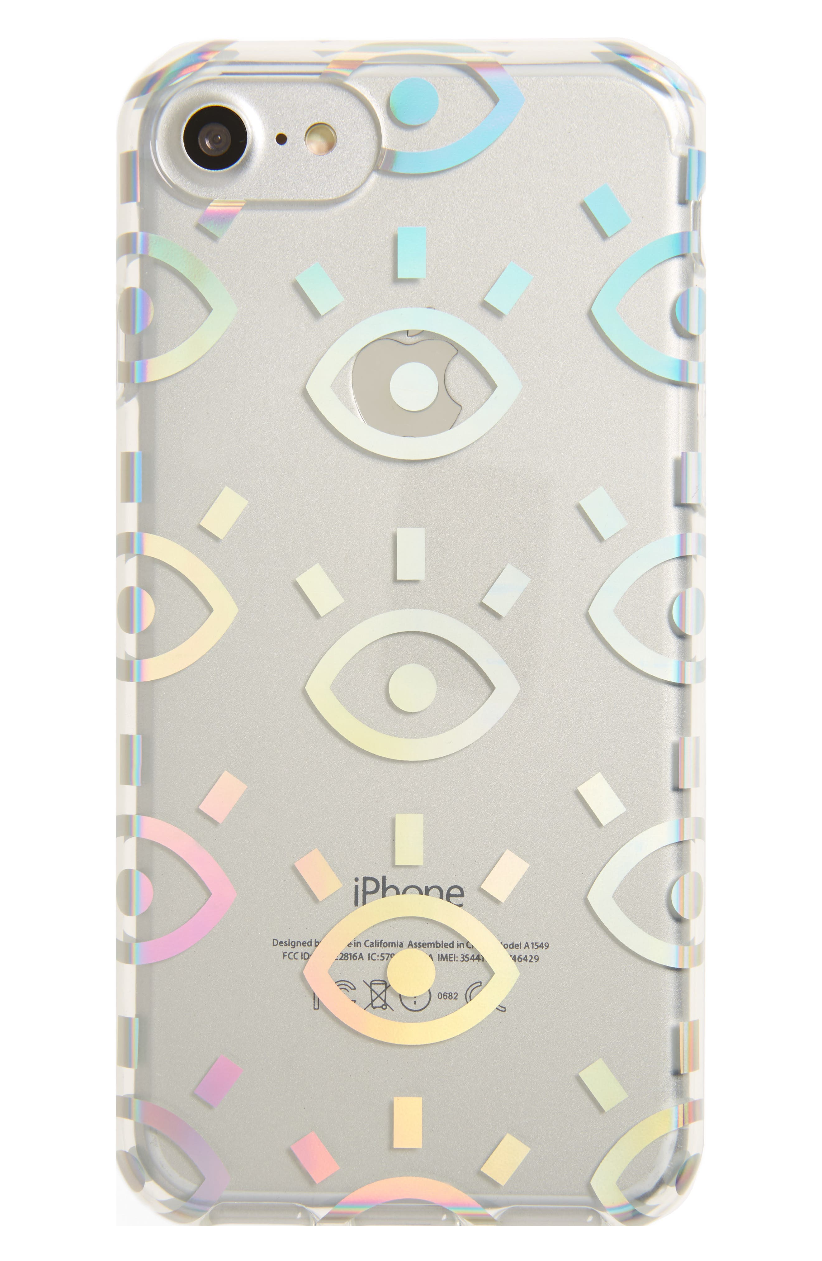 Recover Evil Eye iPhone 6/7 Case