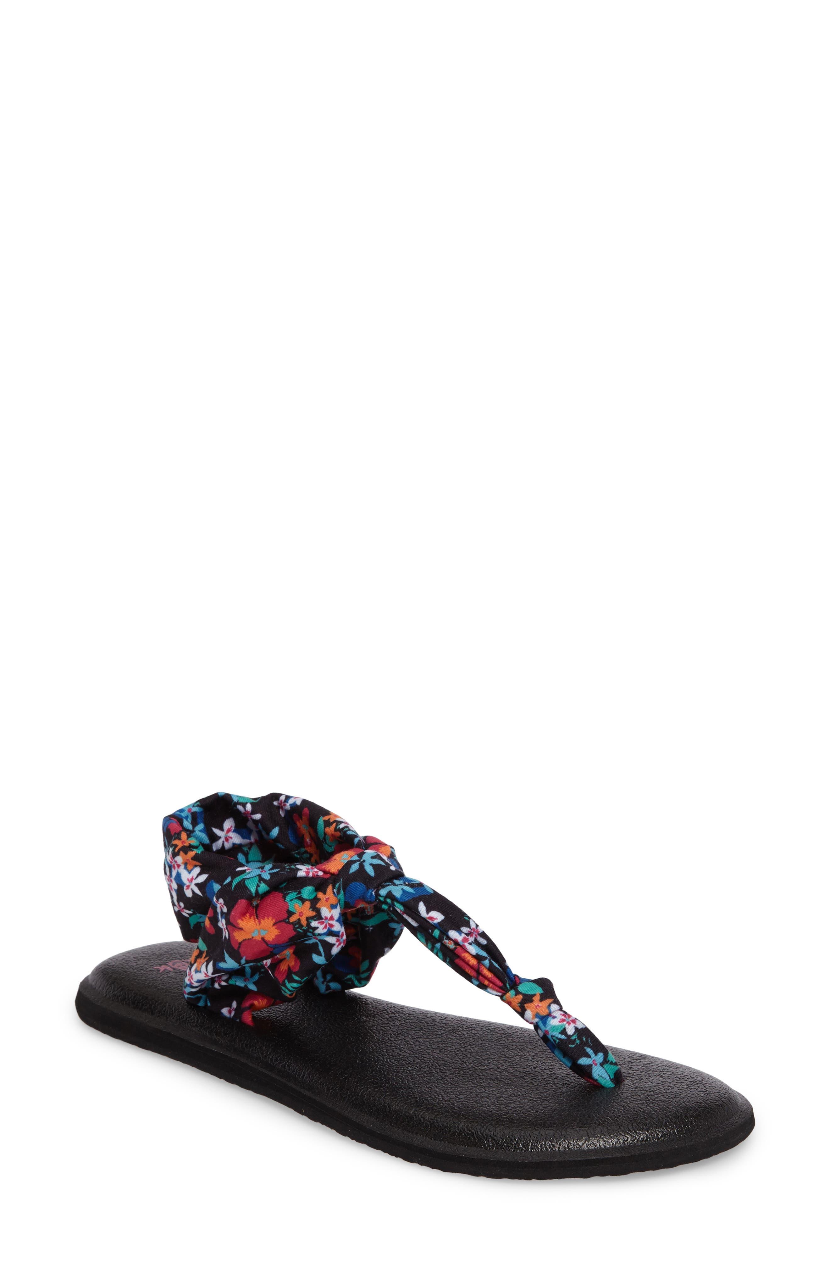SANUK 'Yoga Sling - Ella' Sandal