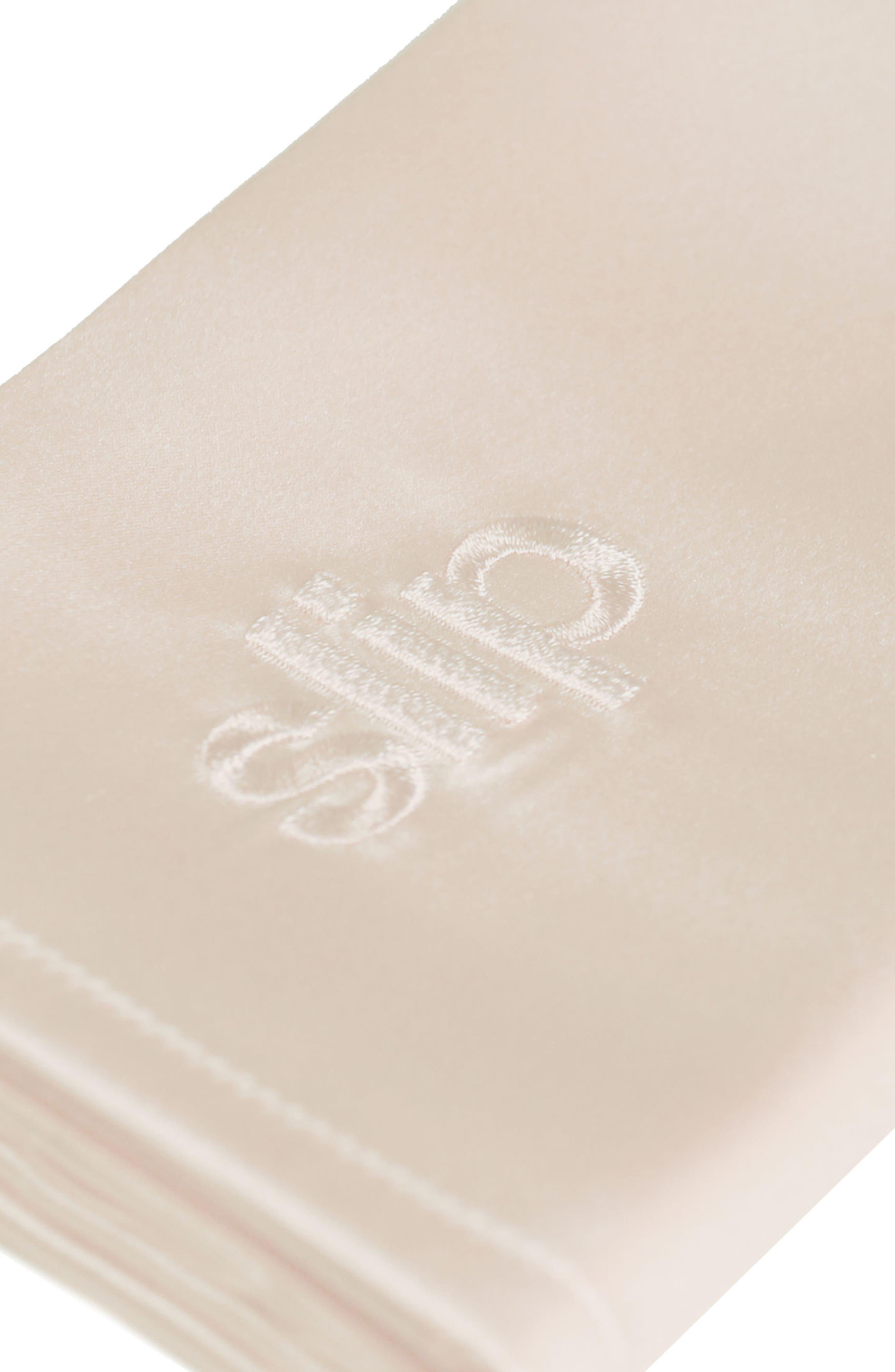 Alternate Image 3  - slip™ for beauty sleep Slipsilk™ Pure Silk Queen Pillowcases ($158 Value)