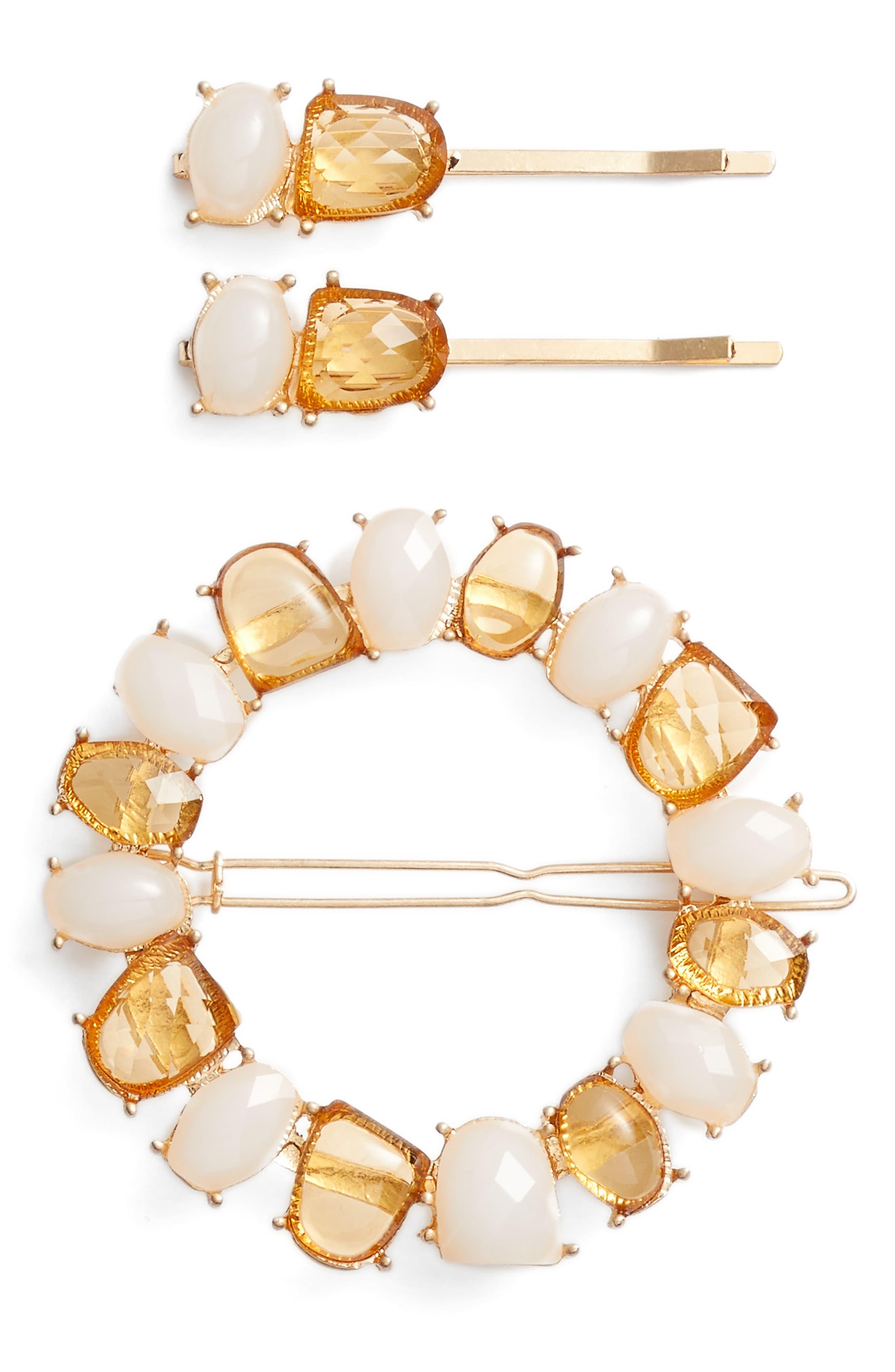 Tasha Bobby Pins & Hair Clip Set