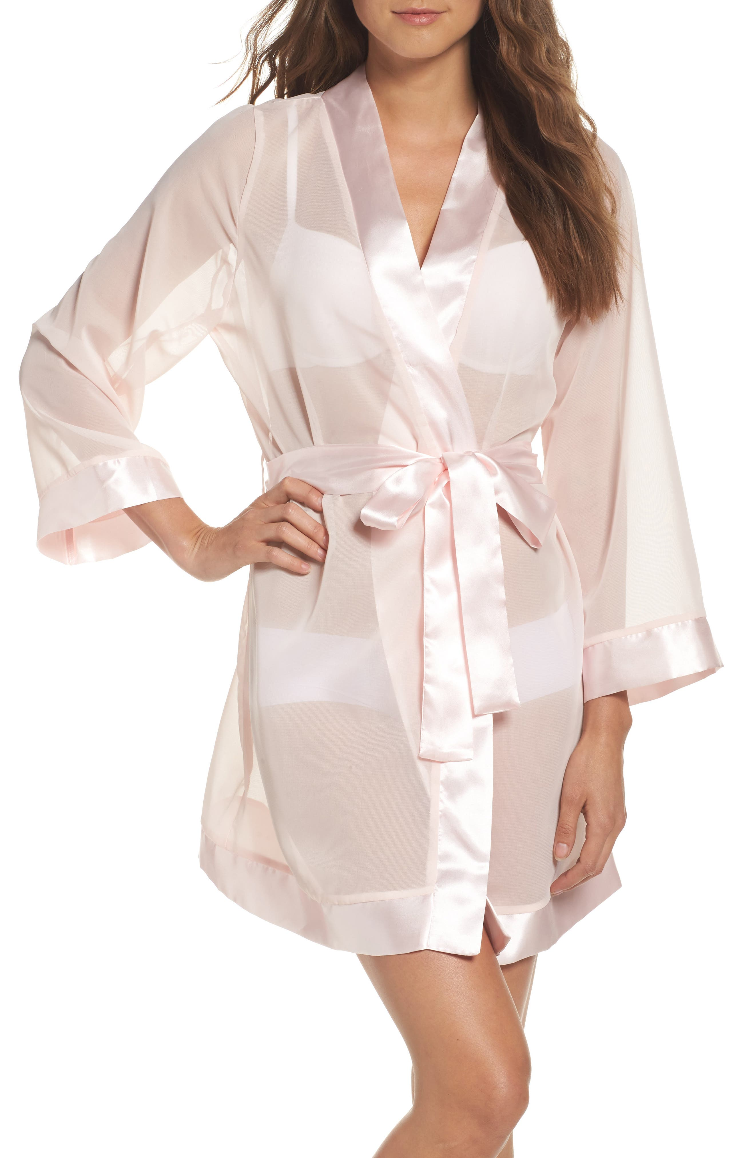 Bluebella Chiffon & Satin Kimono