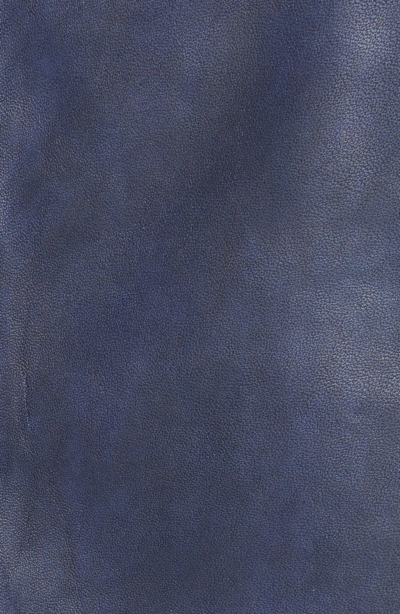Alternate Image 5  - IRO 'Ashville' Leather Jacket