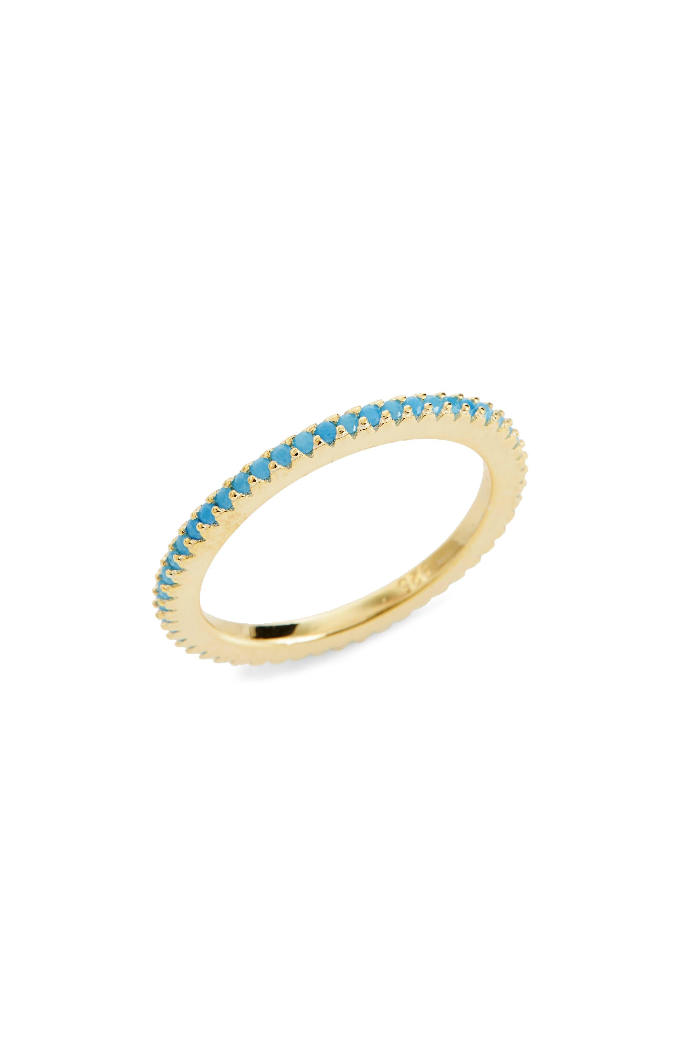 Karen London Ros Eternity Ring