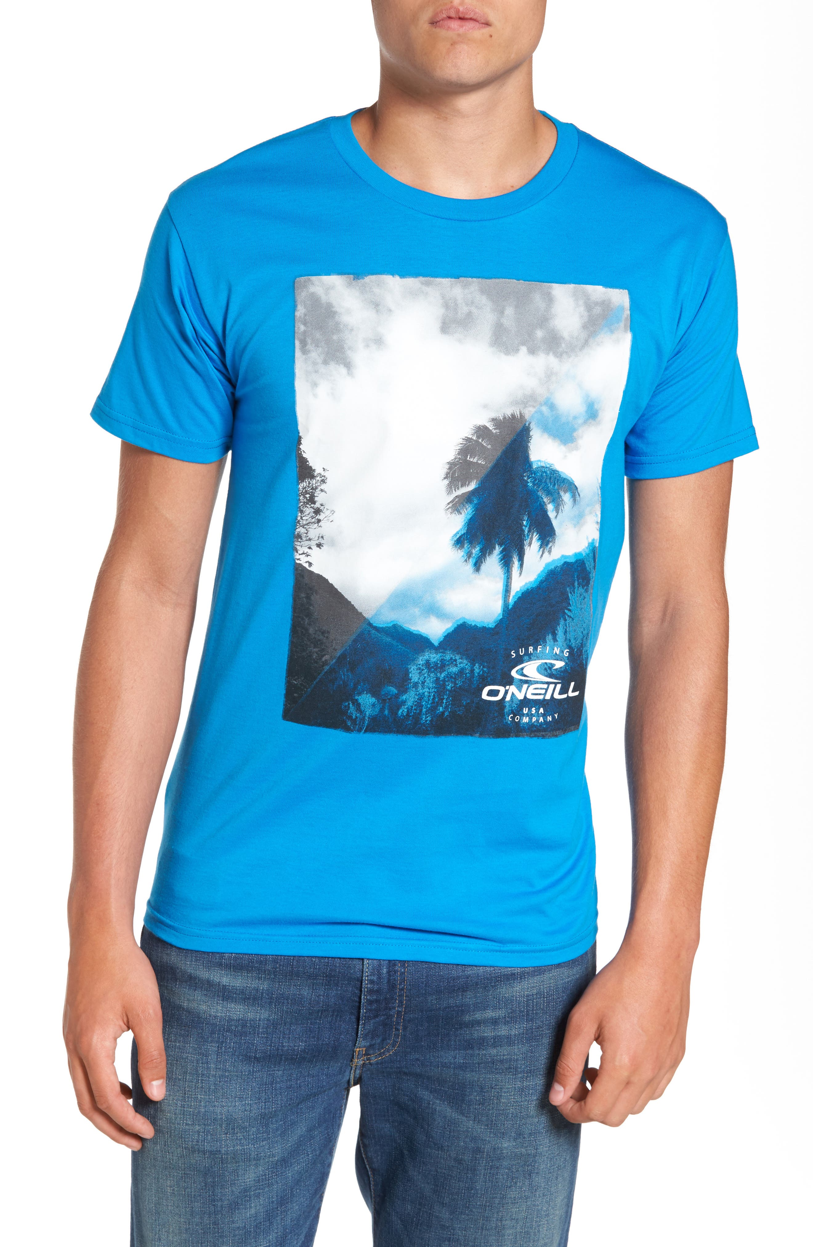 O'Neill Valley Graphic T-Shirt