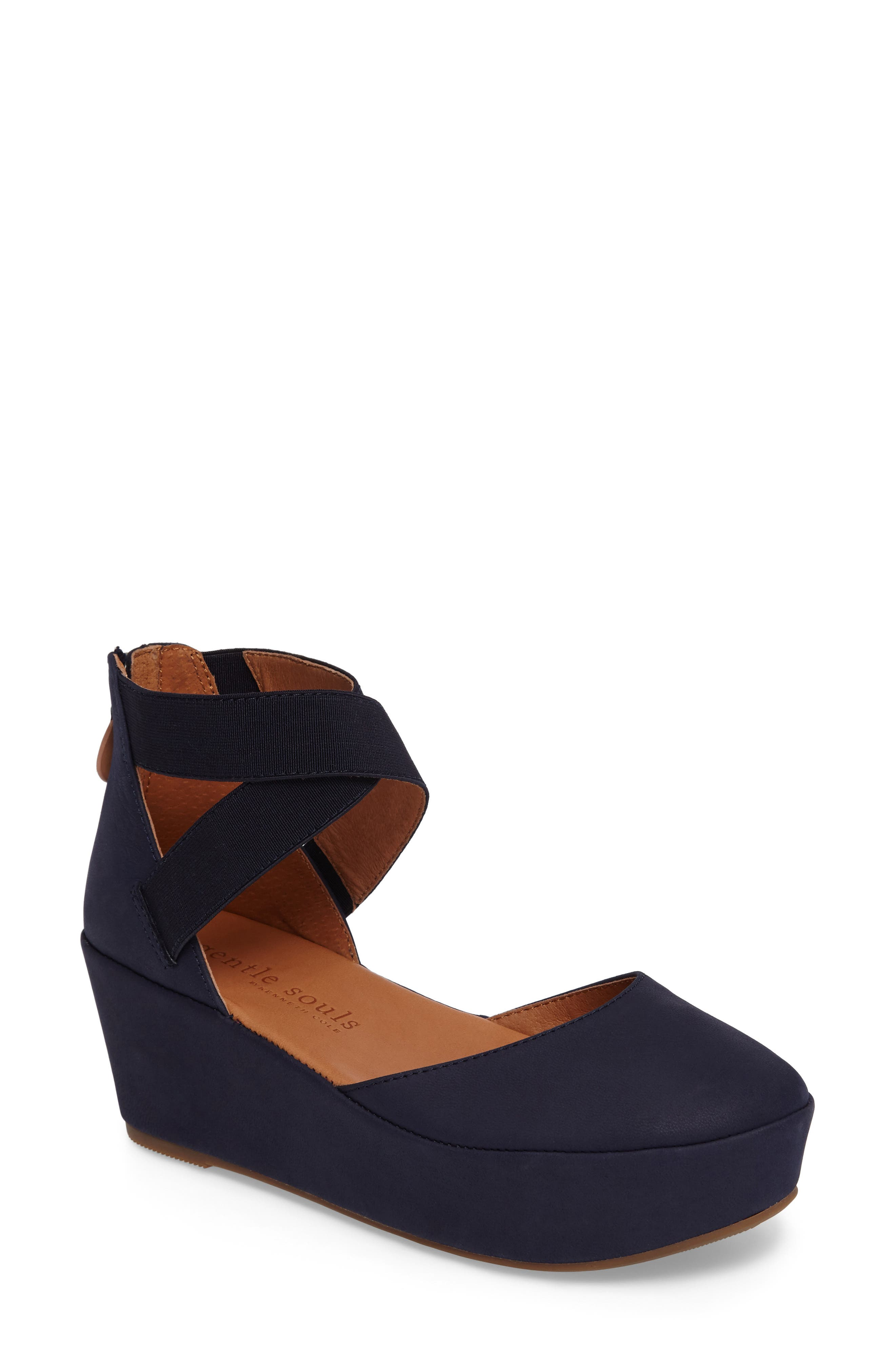 Gentle Souls Nyssa Platform Wedge (Women)