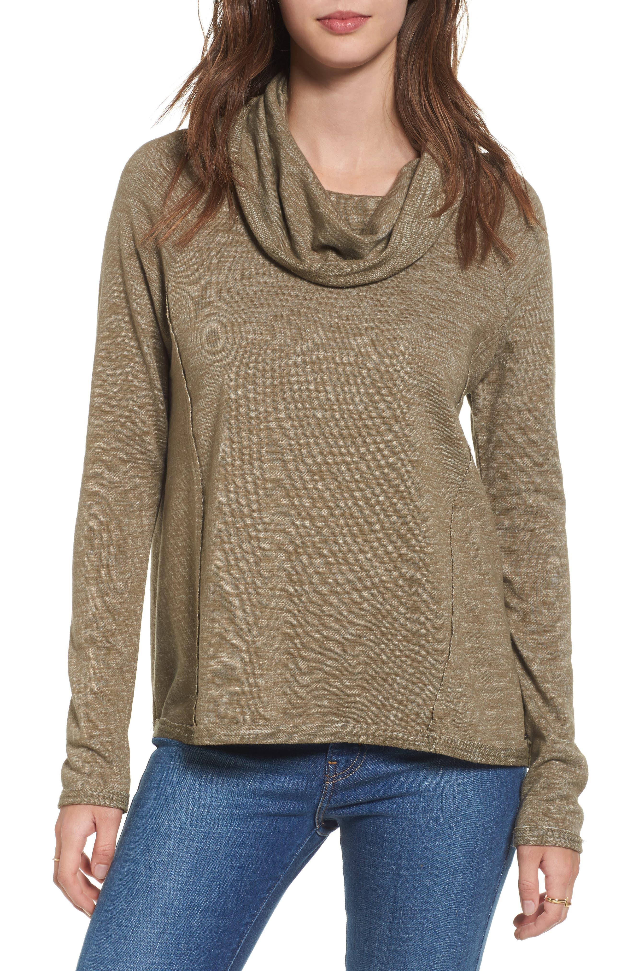 O'Neill Moss Cotton Pullover