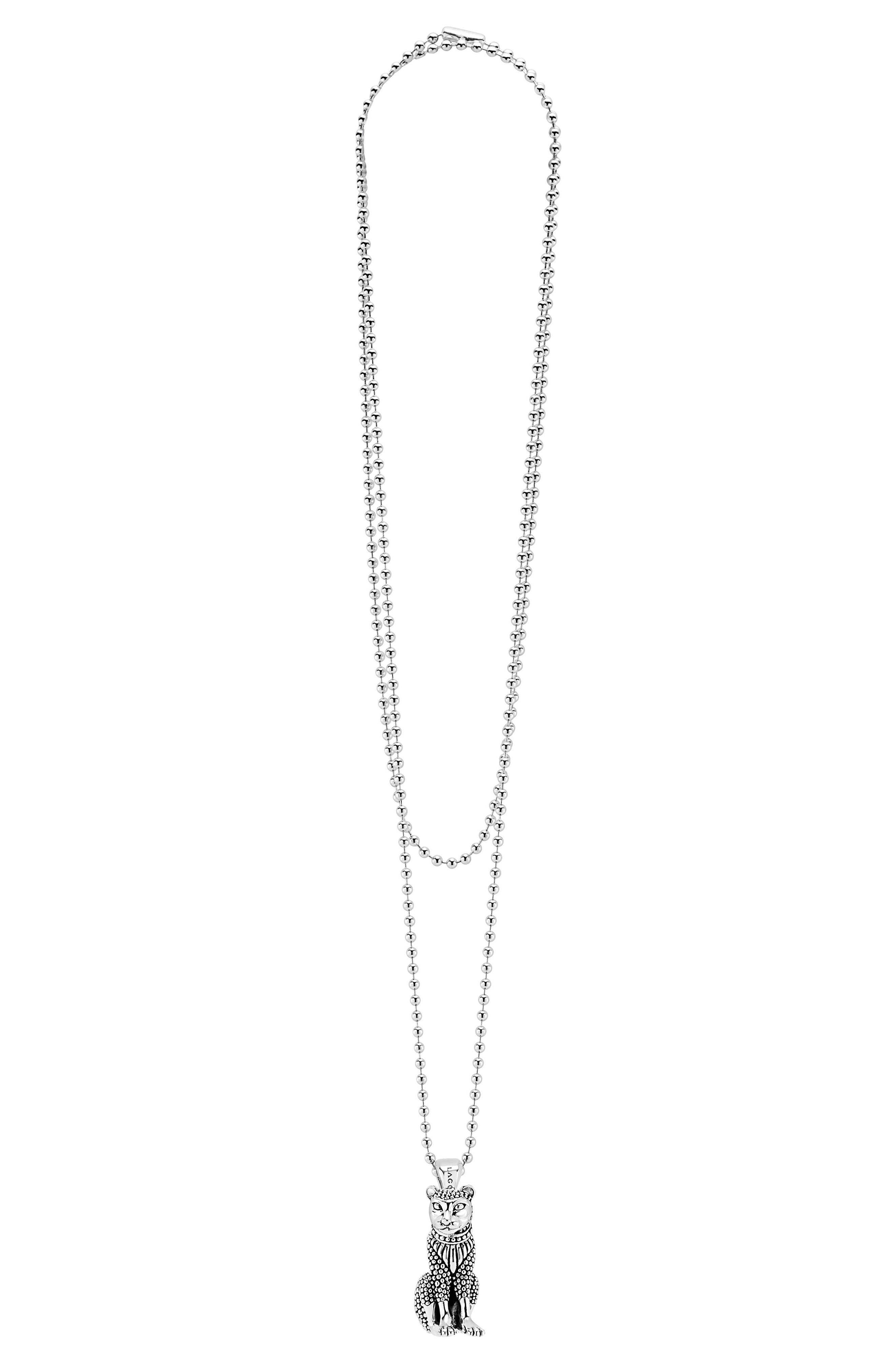 Main Image - LAGOS 'Rare Wonders' Long Talisman Necklace