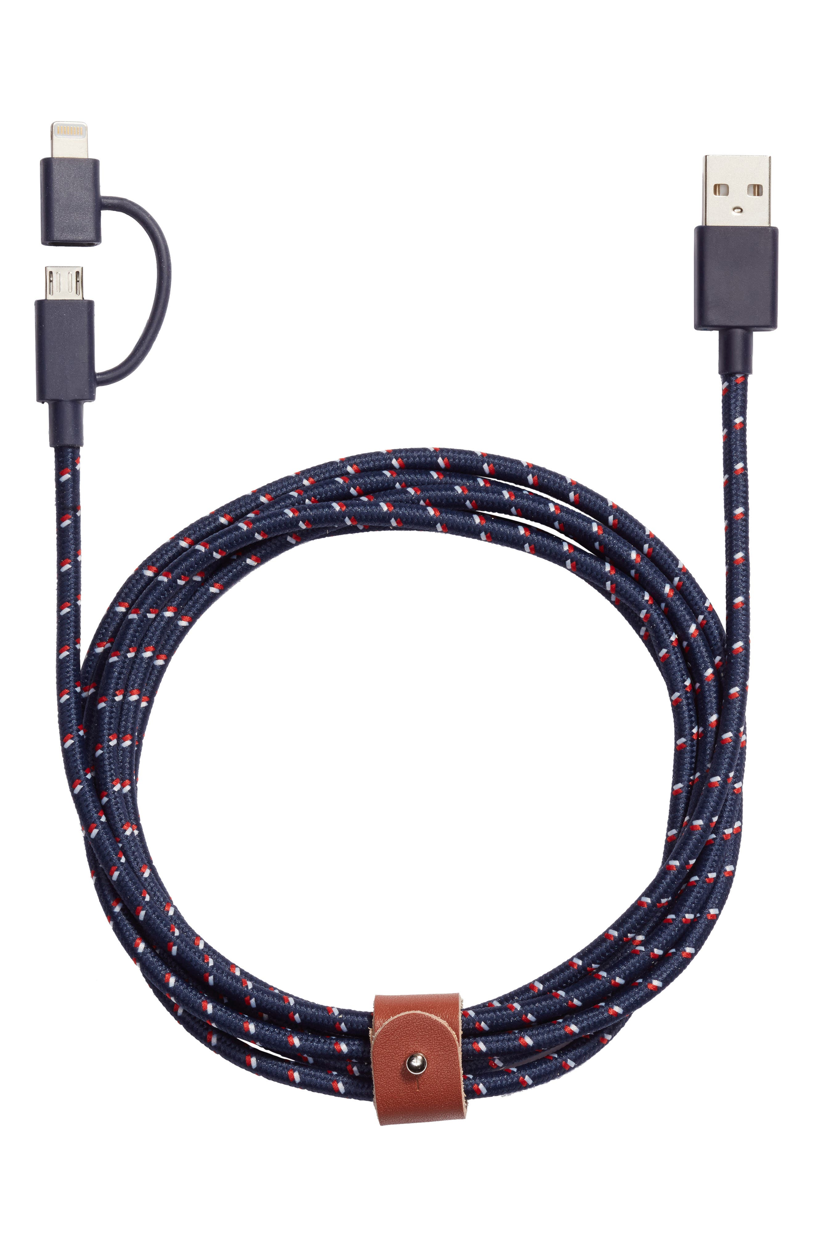 Native Union Micro-USB & Lightning to USB Charging Cable
