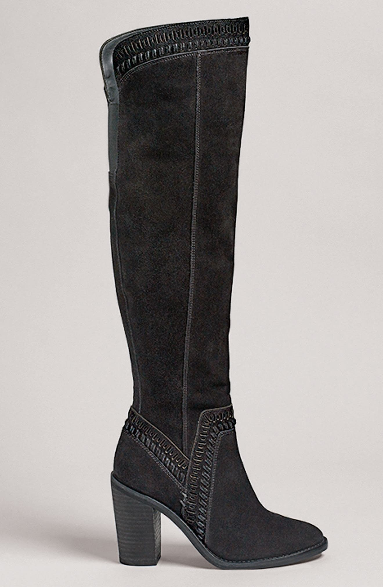 Alternate Image 8  - Vince Camuto Madolee Over the Knee Boot (Women)
