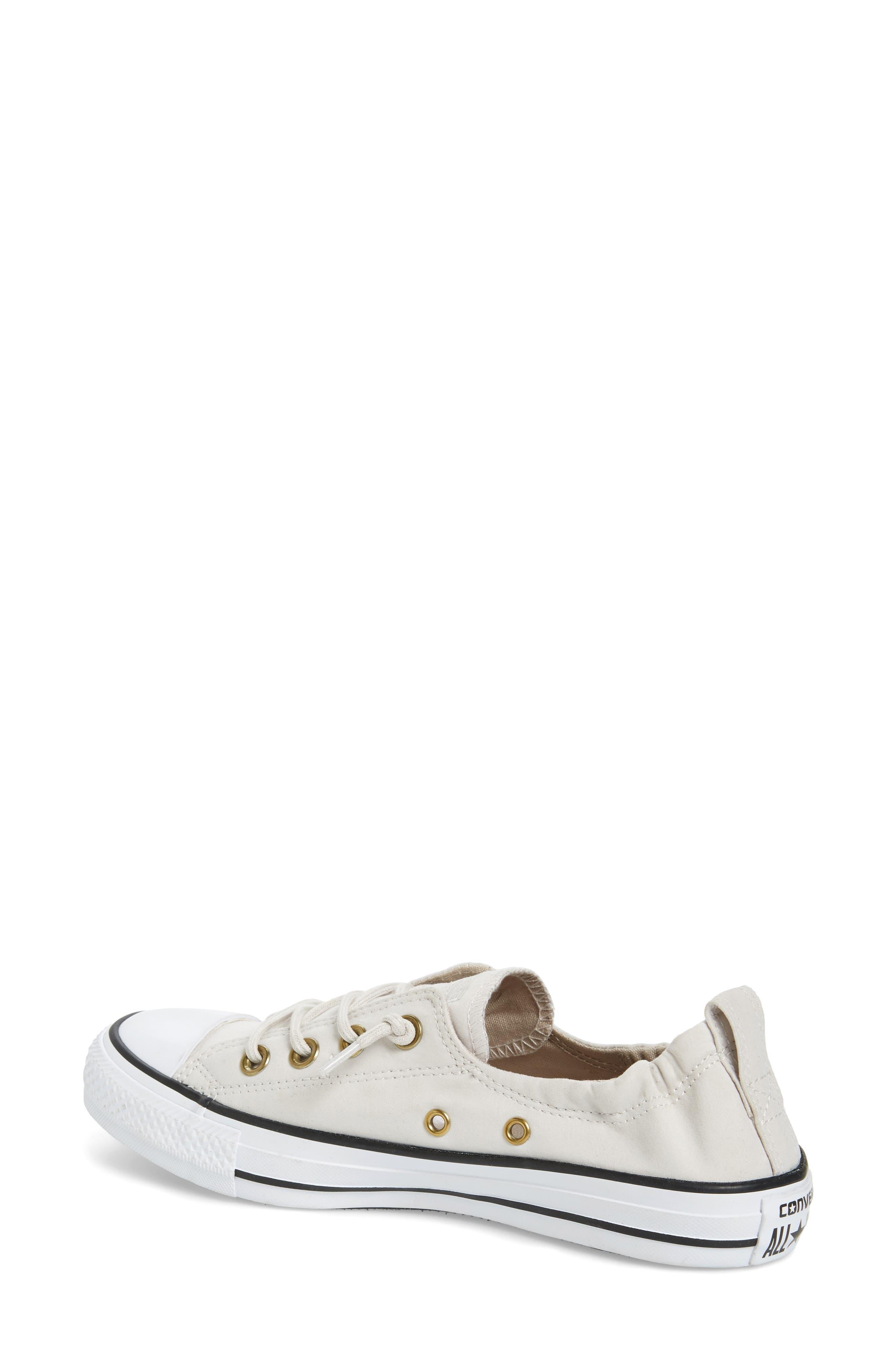 Alternate Image 2  - Converse Chuck Taylor® All Star® Shoreline Peached Twill Sneaker (Women)