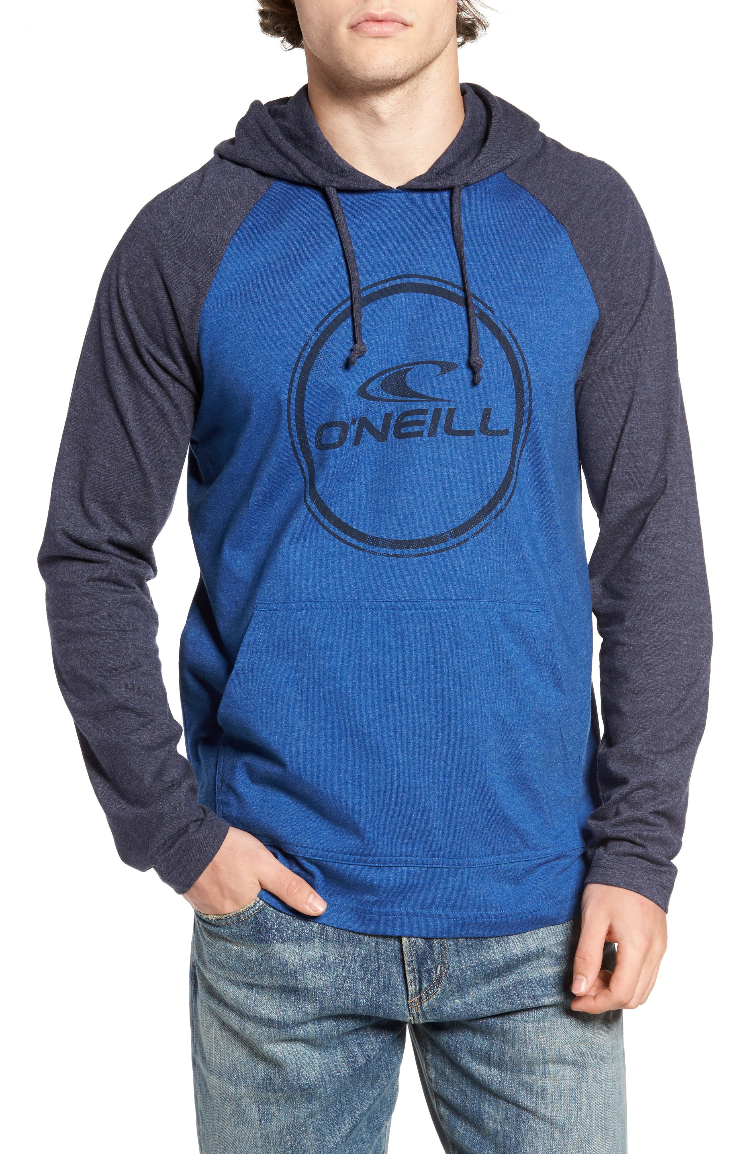 O'Neill Weddle Graphic Raglan Hoodie