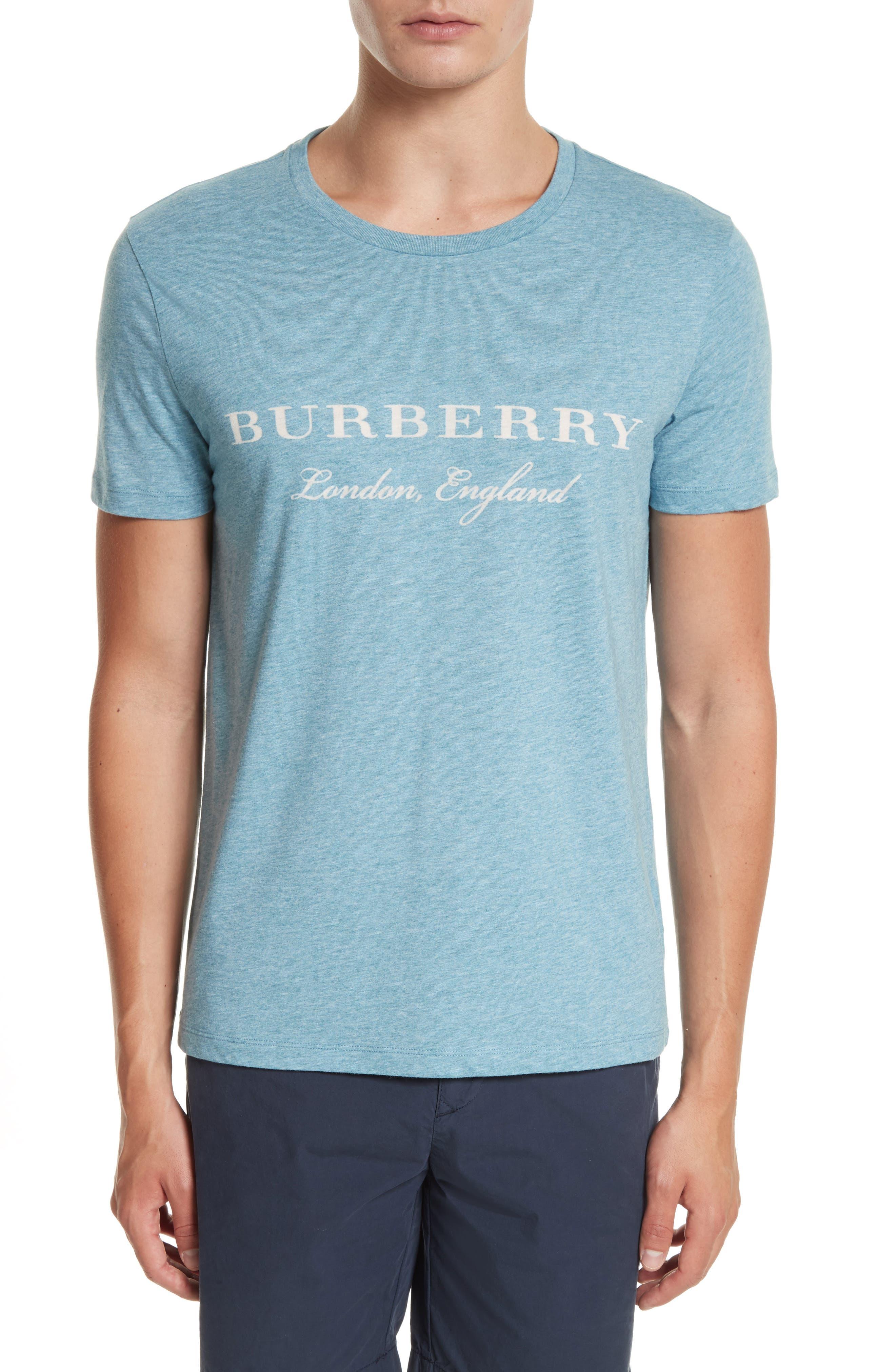 Burberry Martford Crewneck T-Shirt