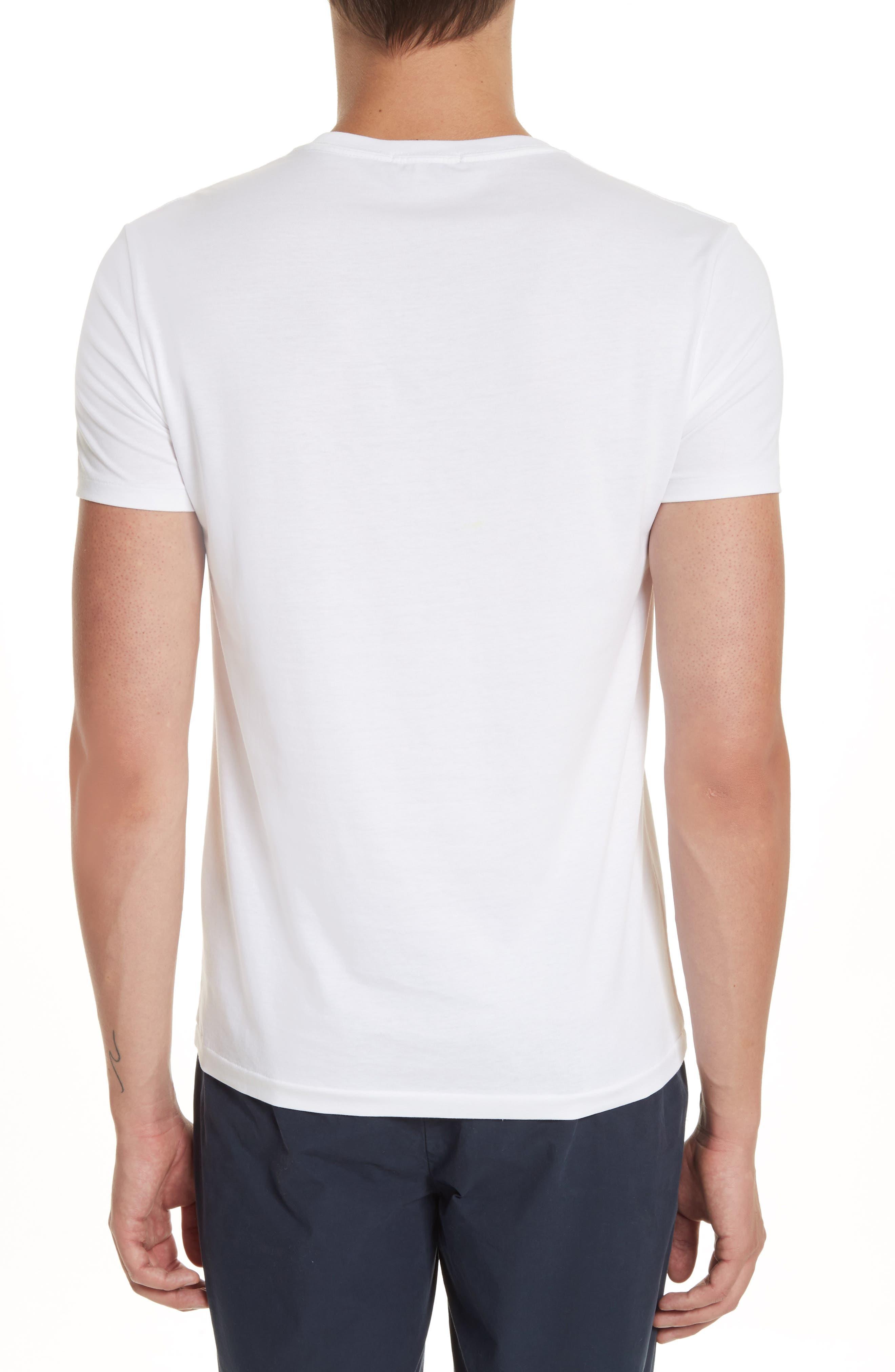 Alternate Image 2  - Burberry Brit 'Tunworth' T-Shirt