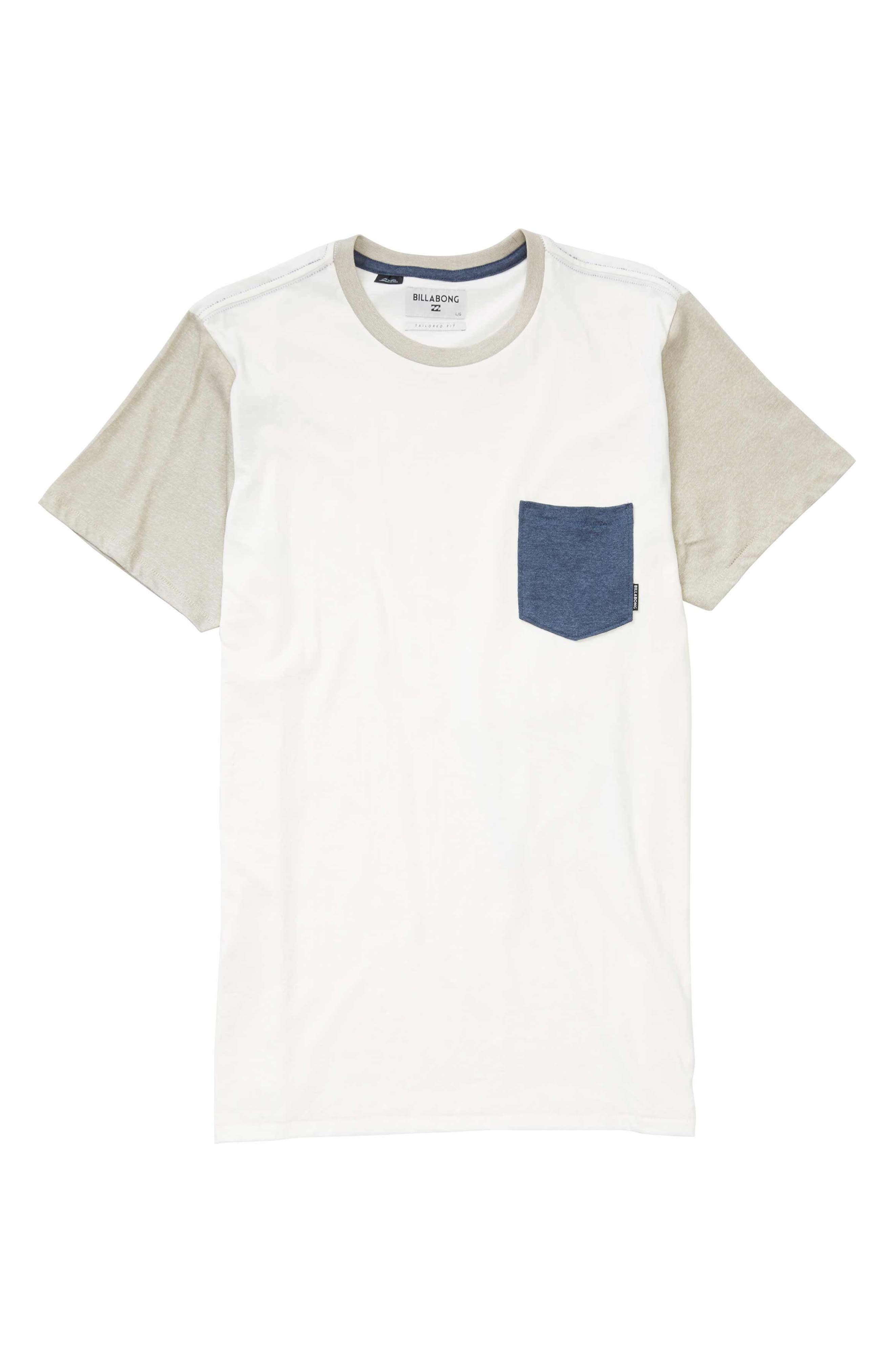 Billabong Zenith Pocket T-Shirt (Toddler Boys, Little Boys & Big Boys)