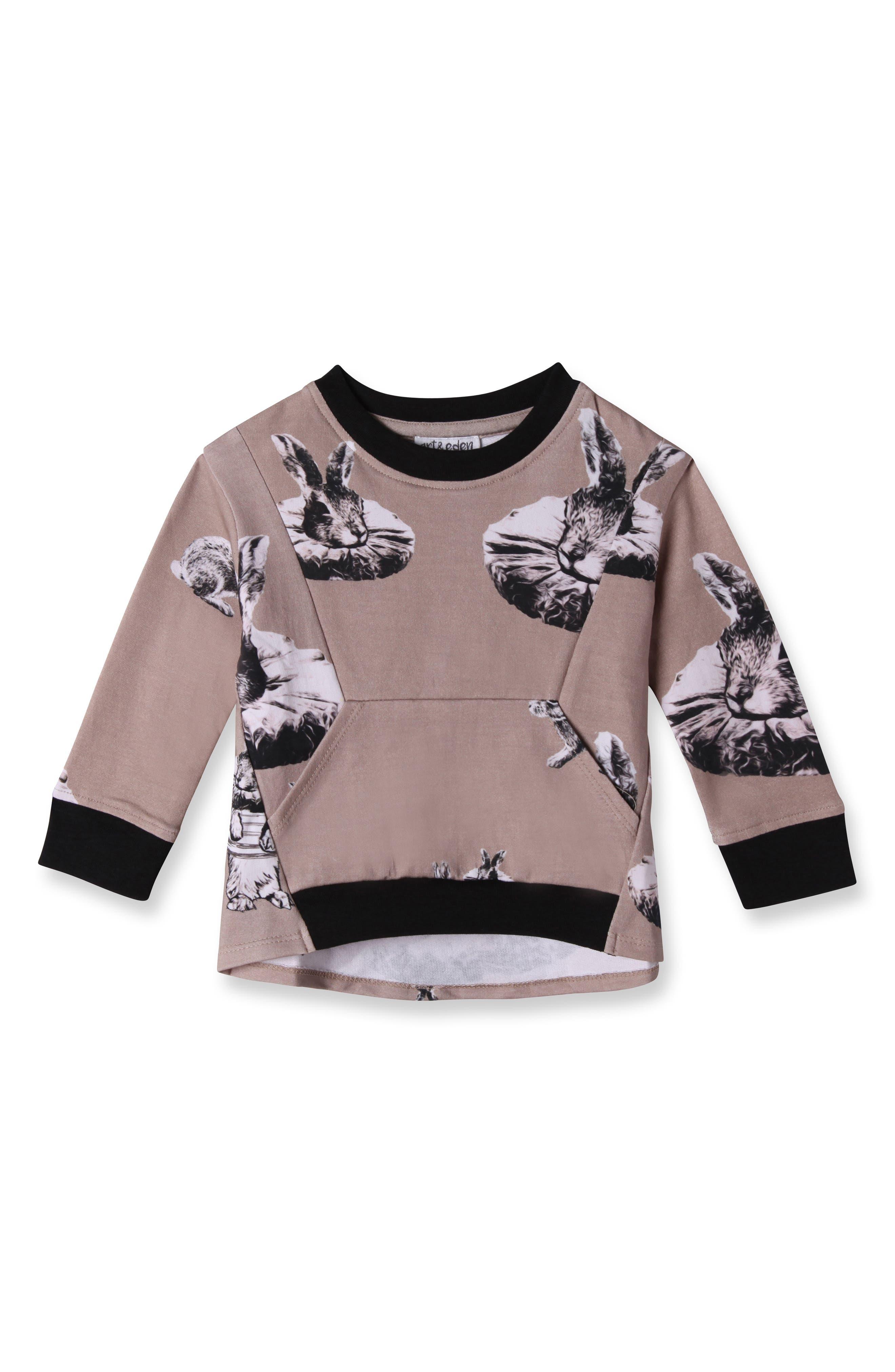 Art & Eden Amelia Sweatshirt (Baby Girls)
