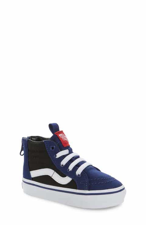 Vans SK8-Hi Zip Sneaker (Baby, Walker, Toddler, Little Kid   Big Kid)