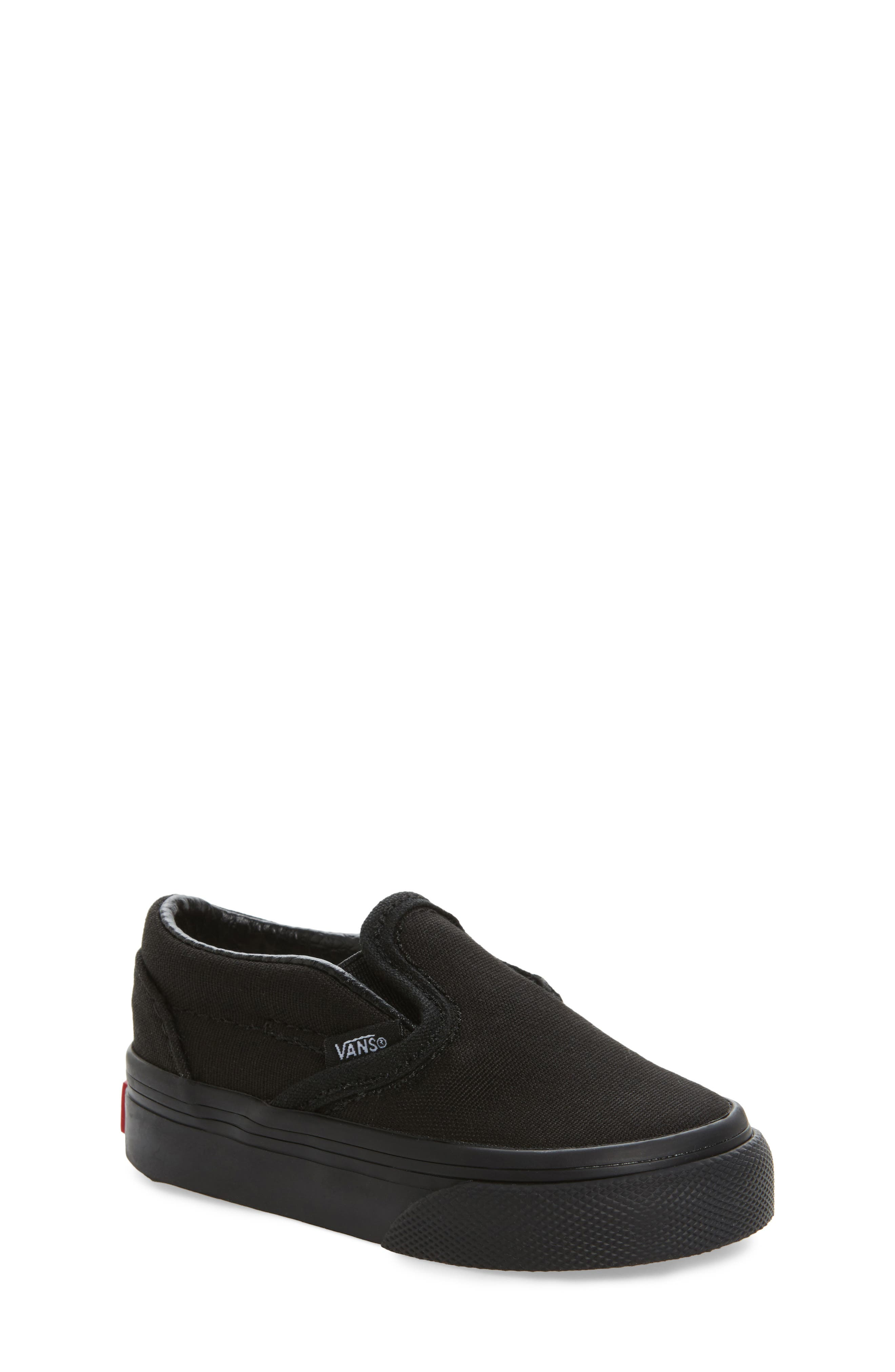 Vans 'Classic' Slip-On (Baby, Walker & Toddler)