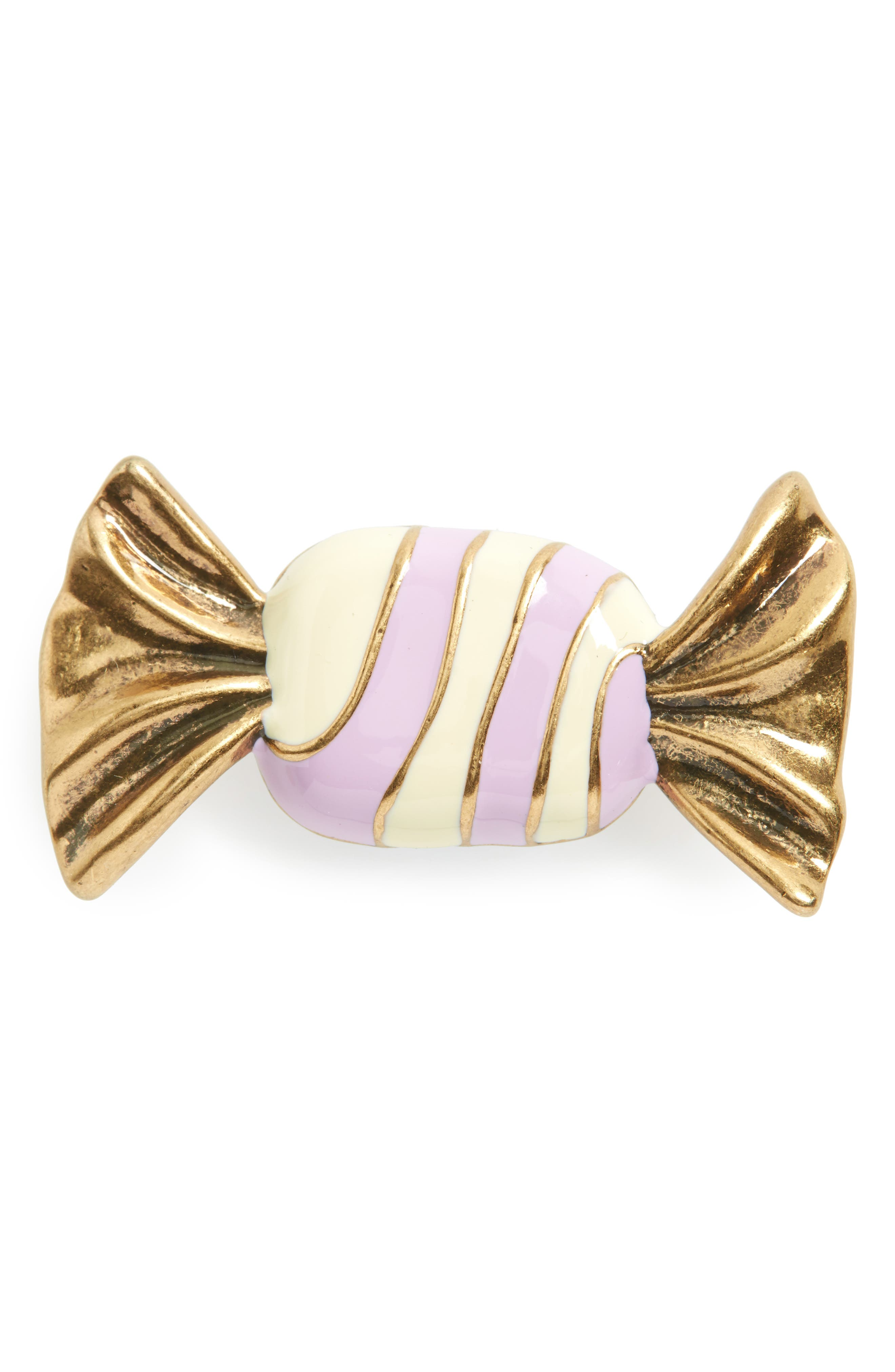 MARC JACOBS Candy Brooch