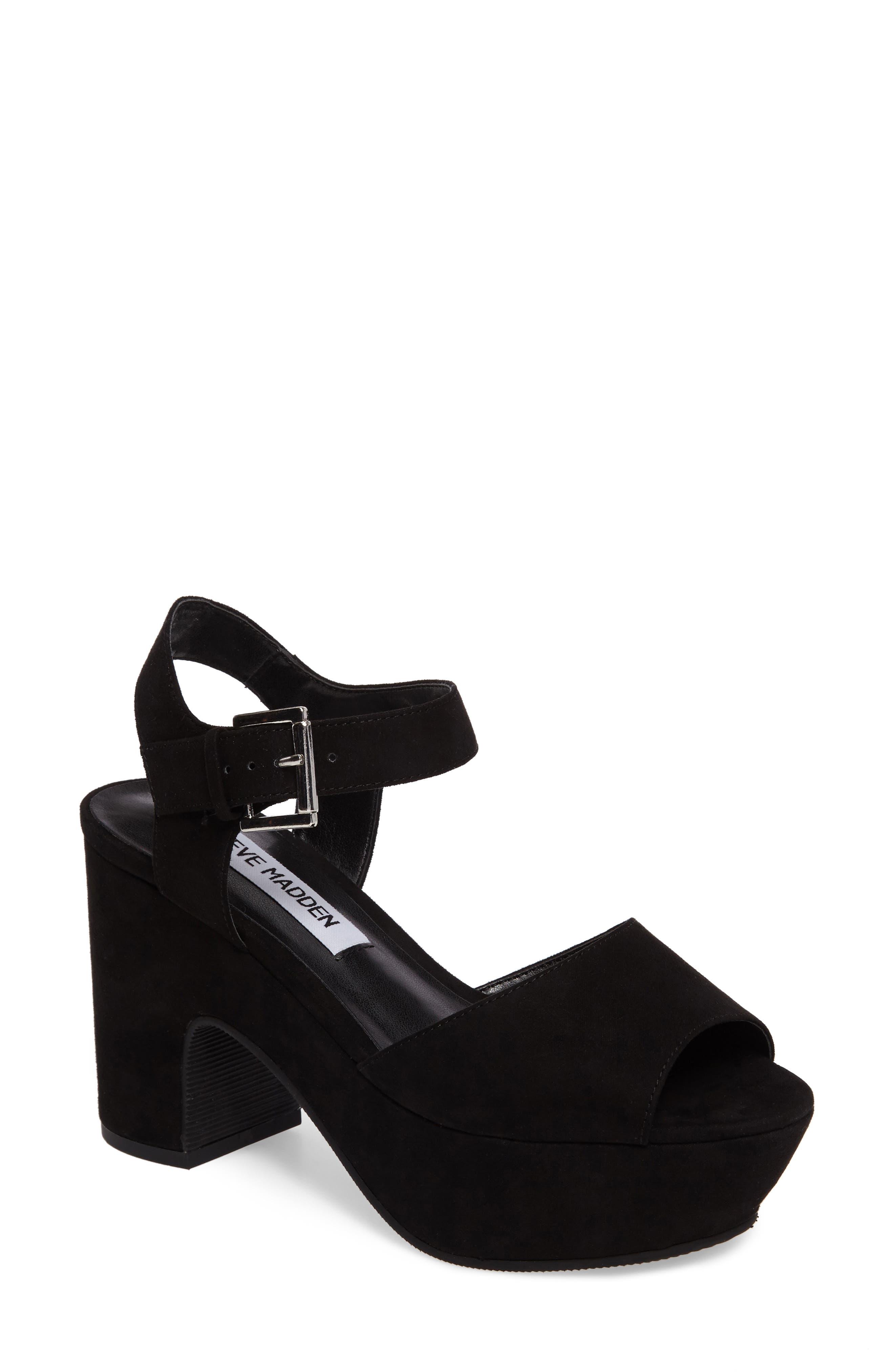 Steve Madden Leni Platform Sandal (Women)