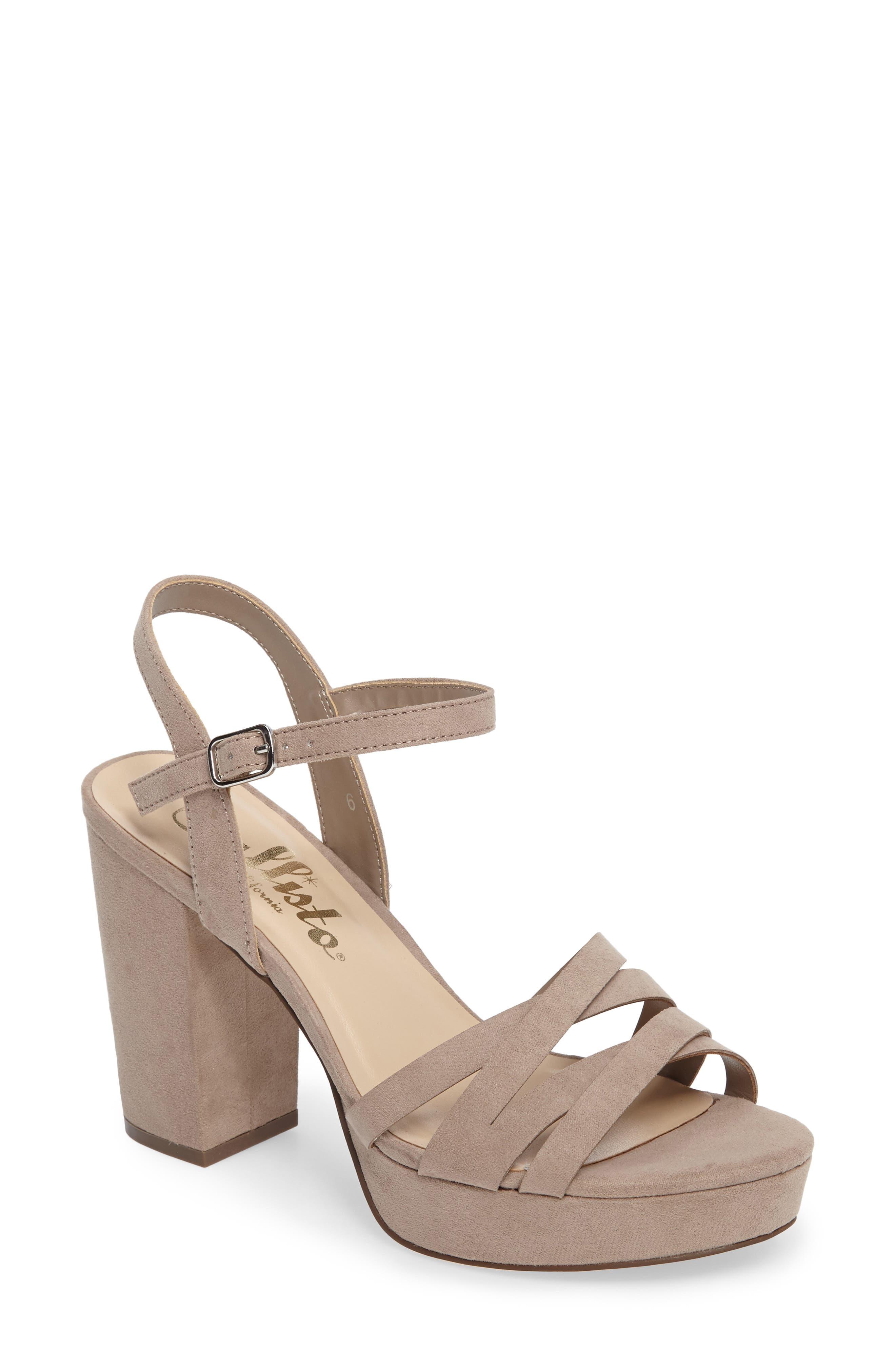 Callisto Paxx Platform Sandal (Women)