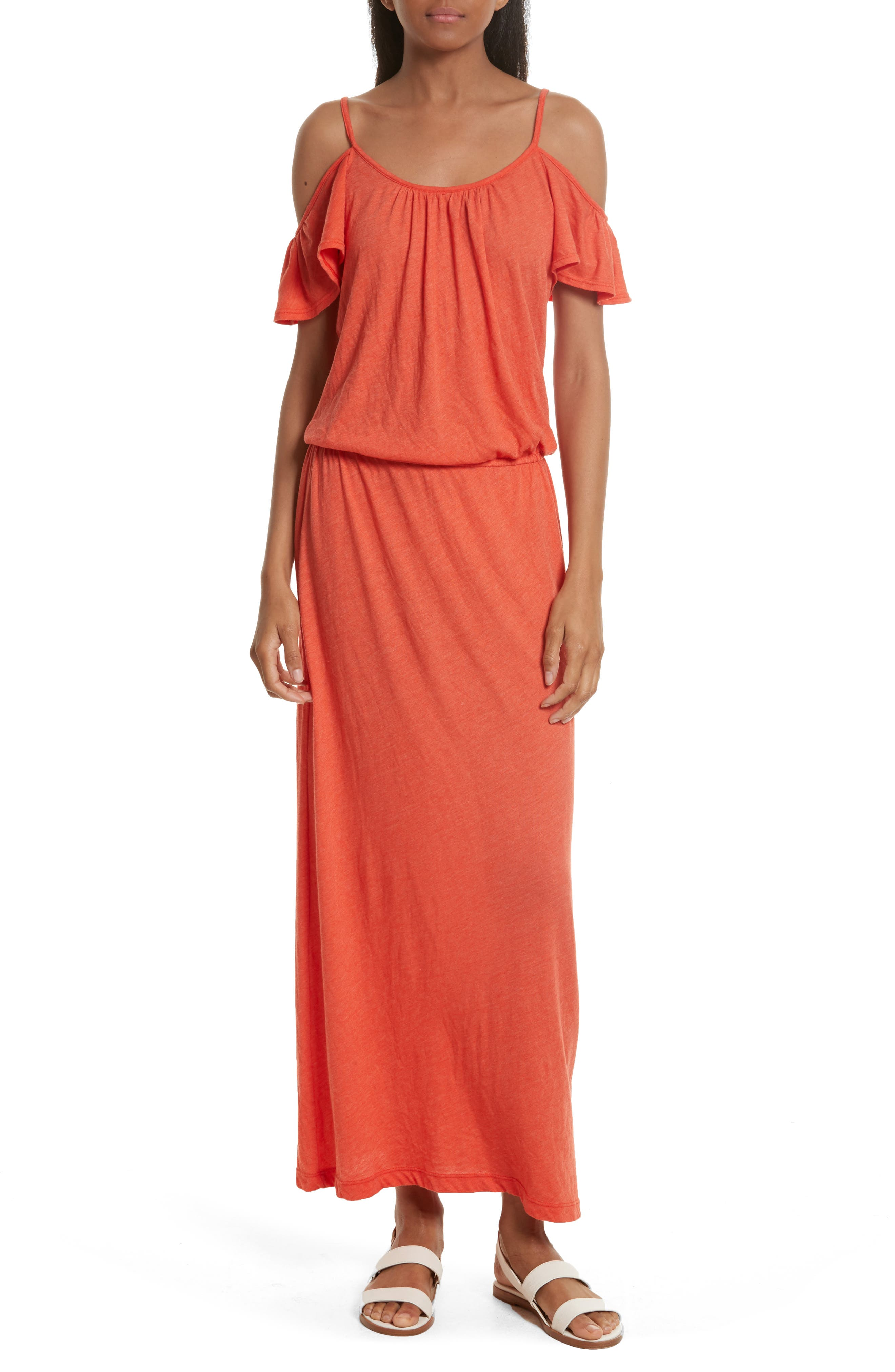 Soft Joie Jassina Jersey Maxi Dress