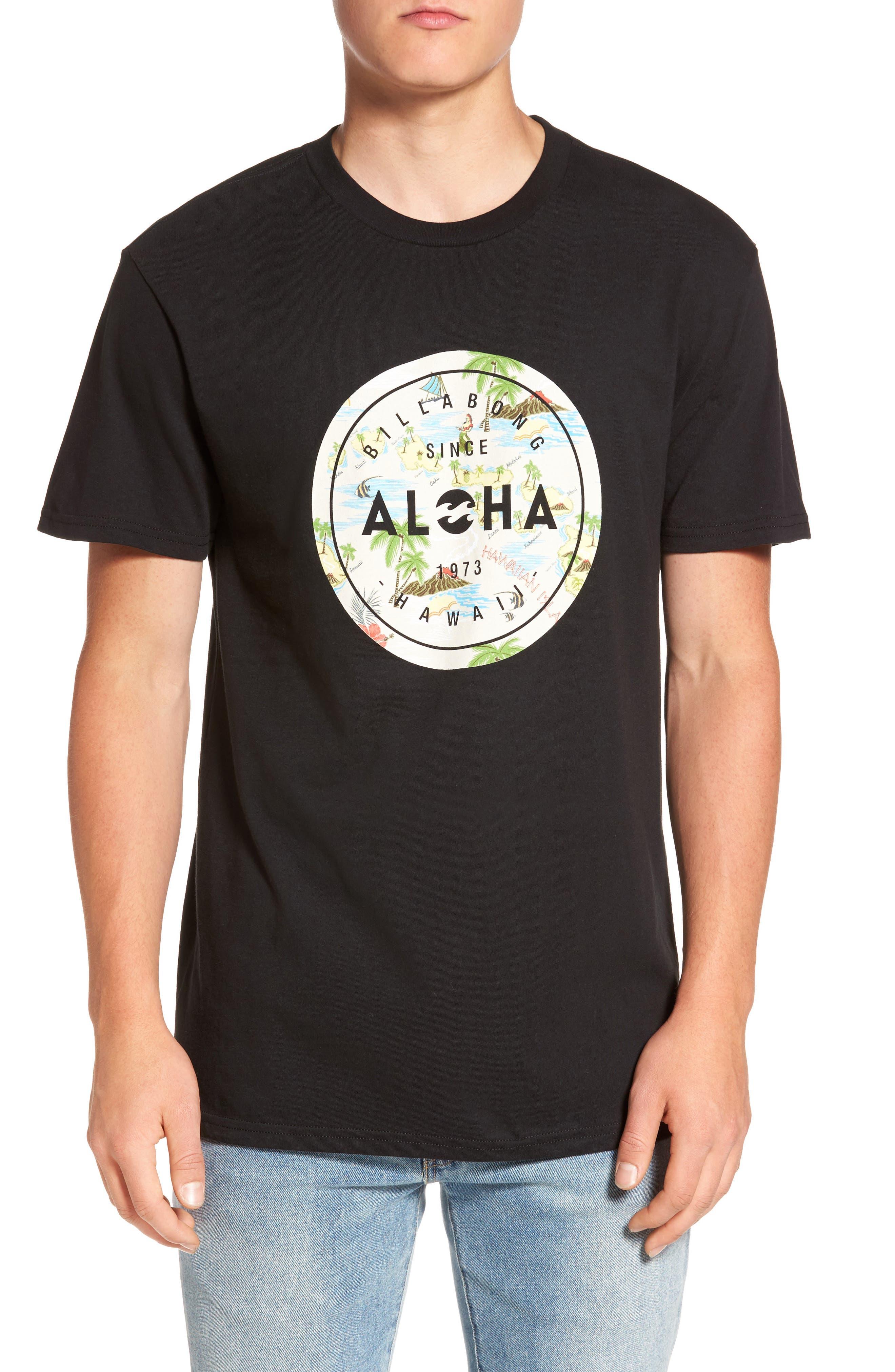 Billabong Aloha Seal HI Graphic T-Shirt
