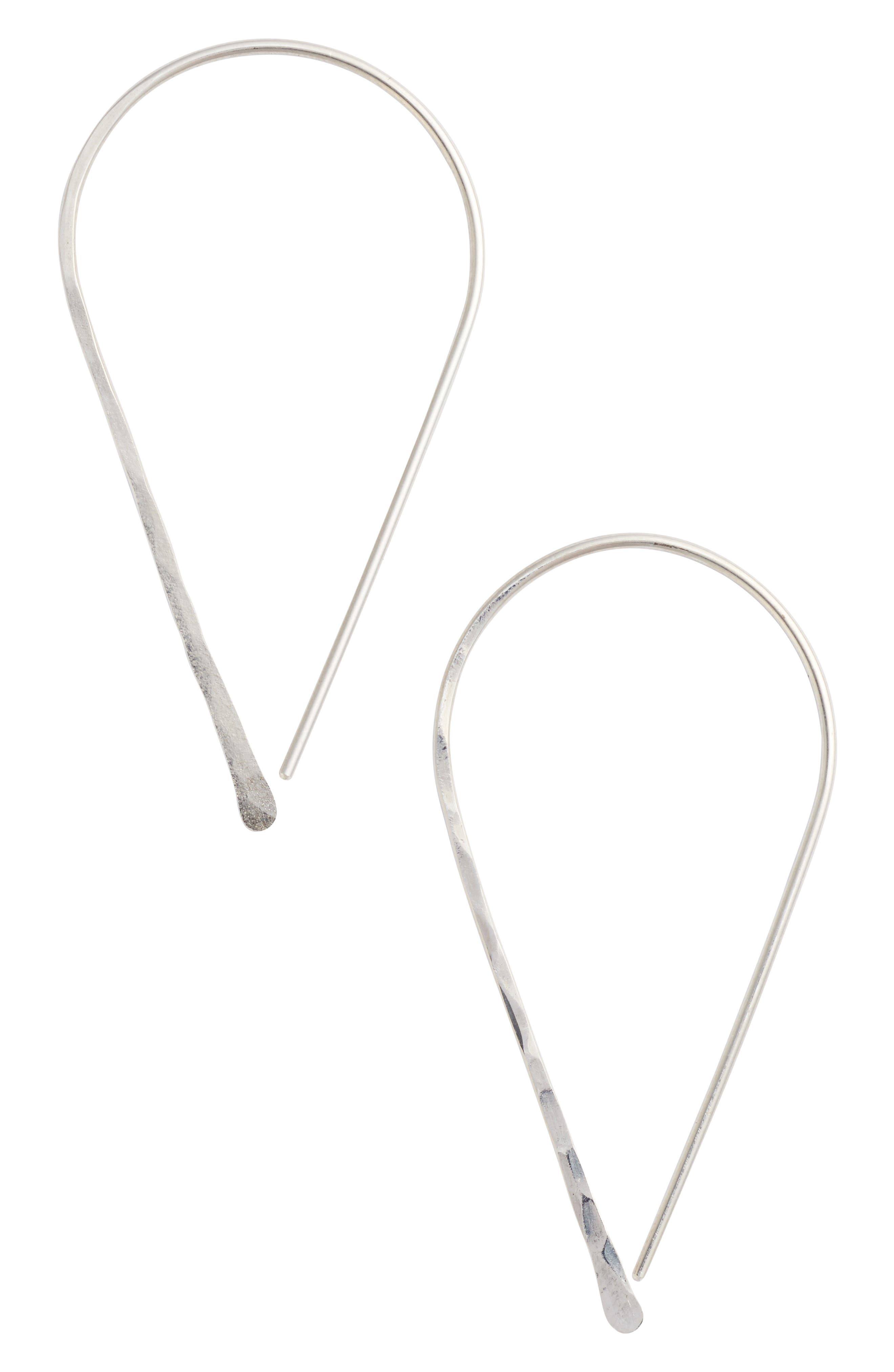 Nashelle Lucky Threader Earrings